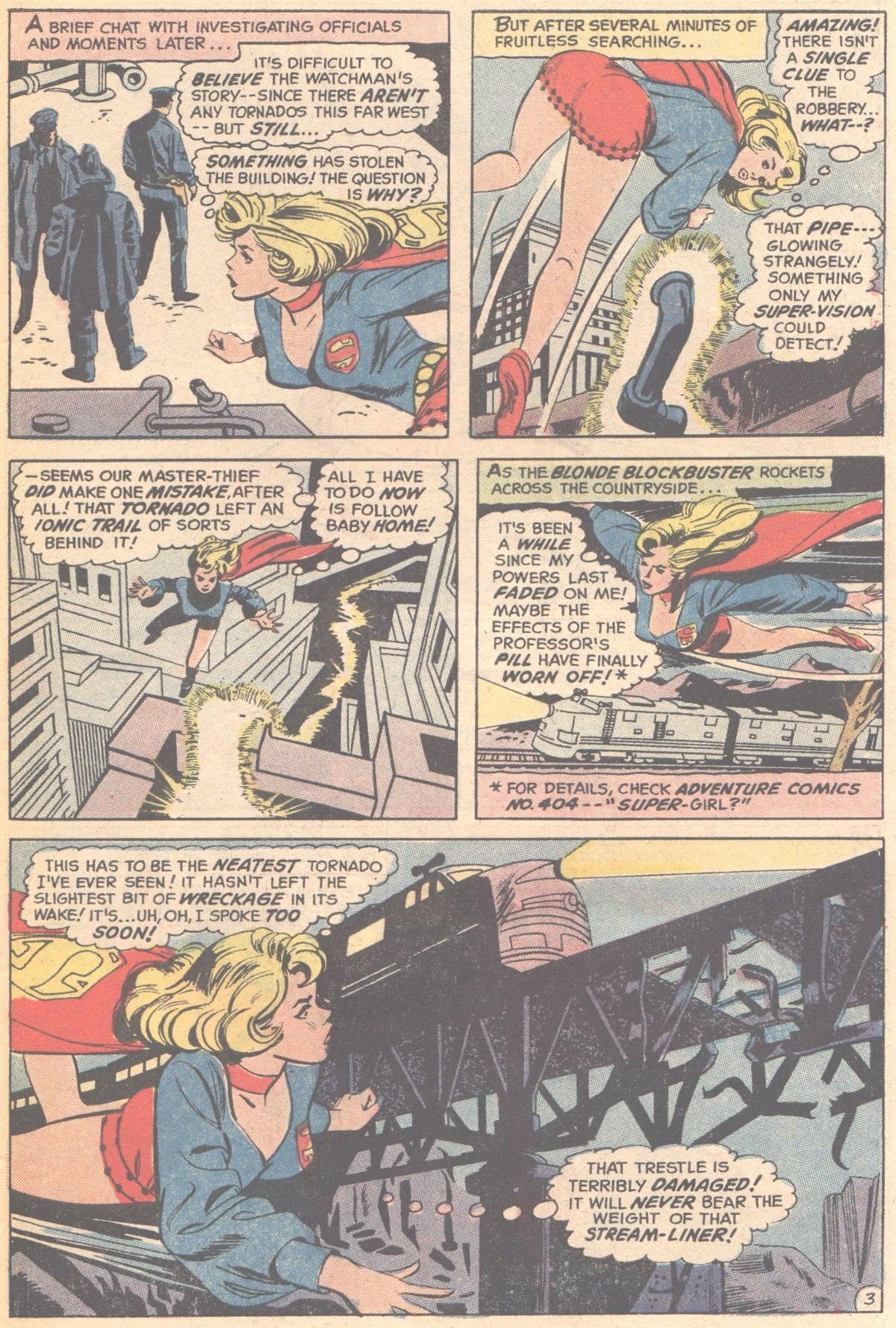 Read online Adventure Comics (1938) comic -  Issue #414 - 5