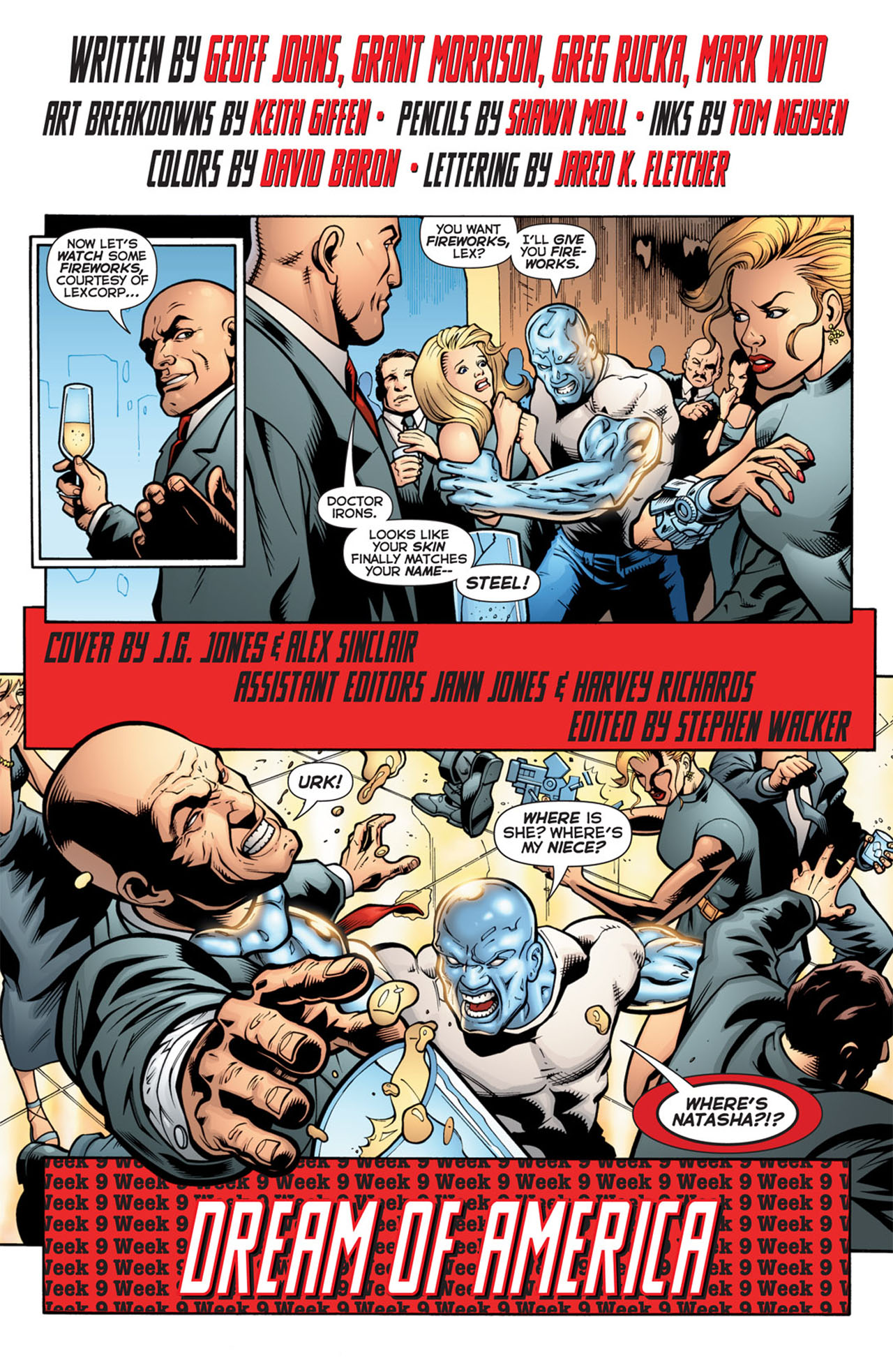 Read online 52 comic -  Issue #9 - 3