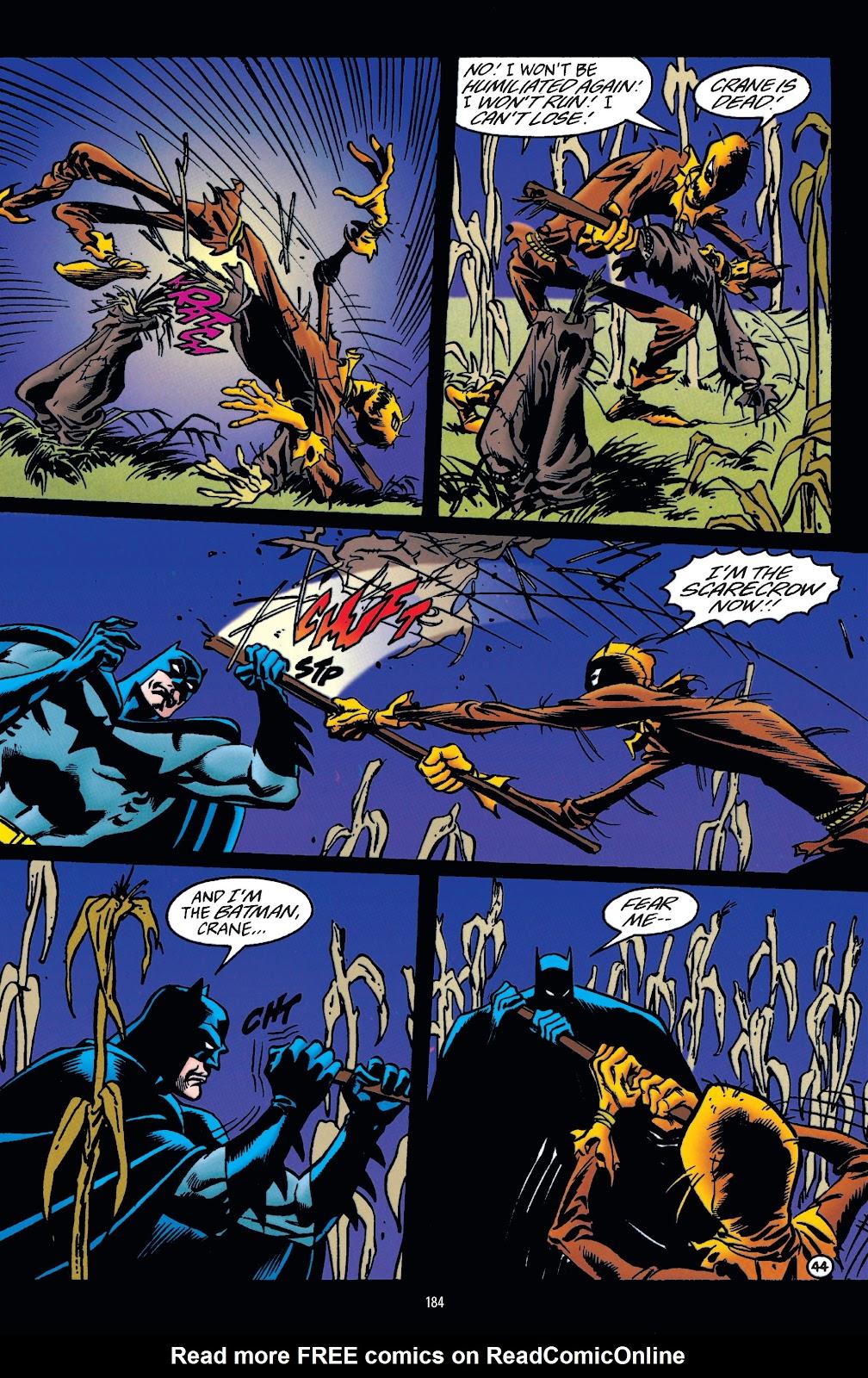 Read online Batman Arkham: Scarecrow comic -  Issue # TPB (Part 2) - 84