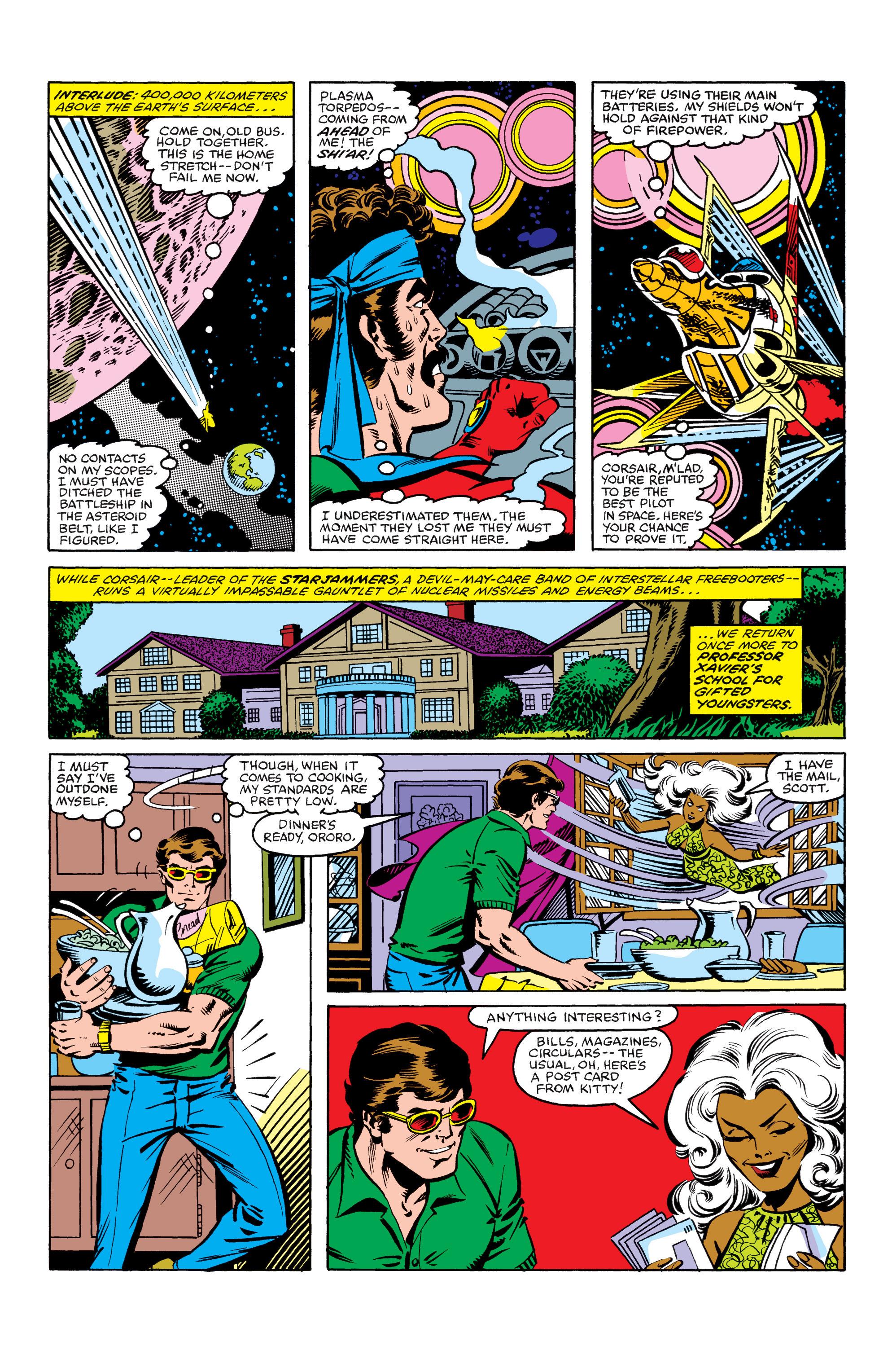 Read online Uncanny X-Men (1963) comic -  Issue #154 - 8