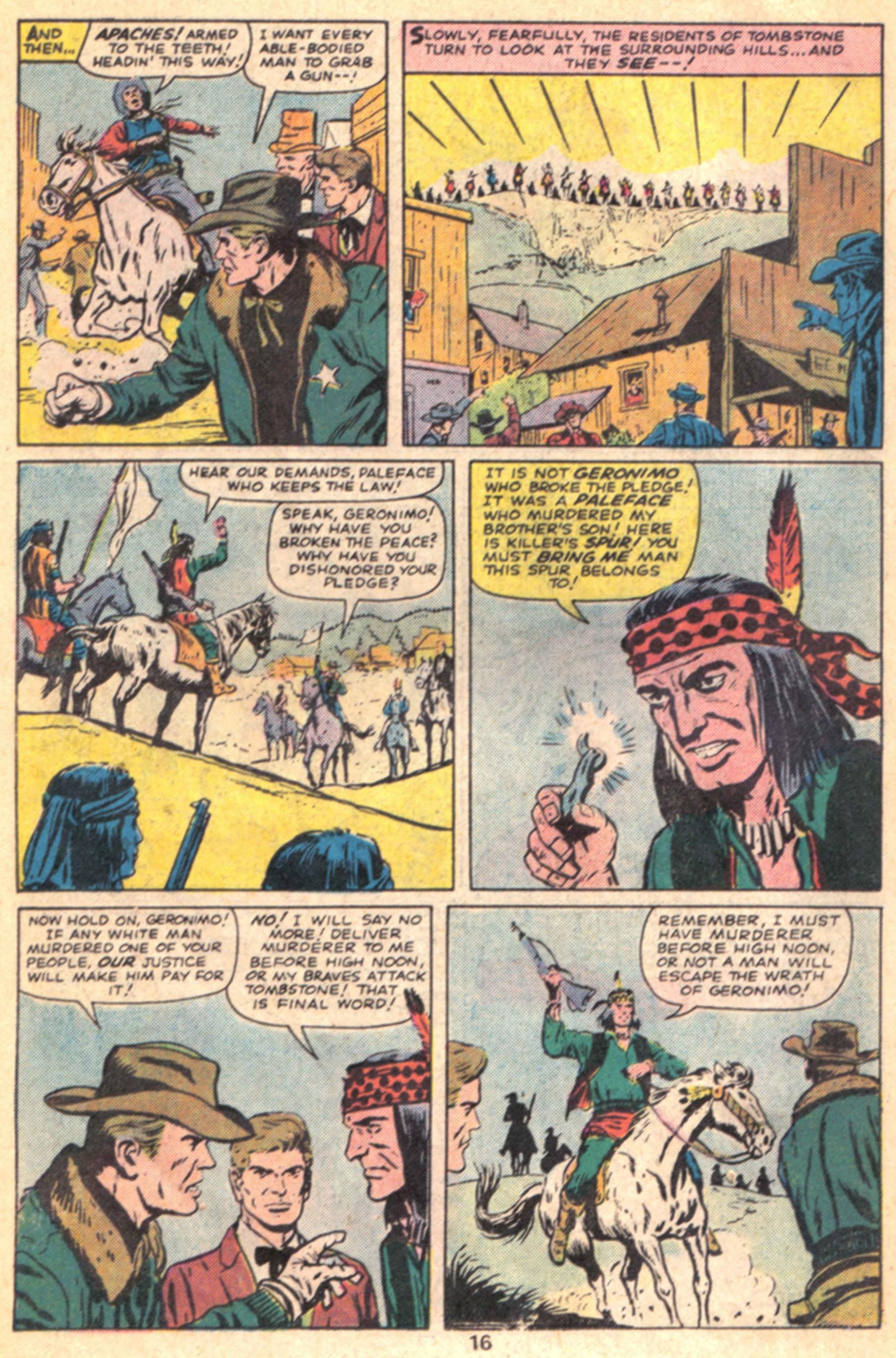 Read online Two-Gun Kid comic -  Issue #127 - 19