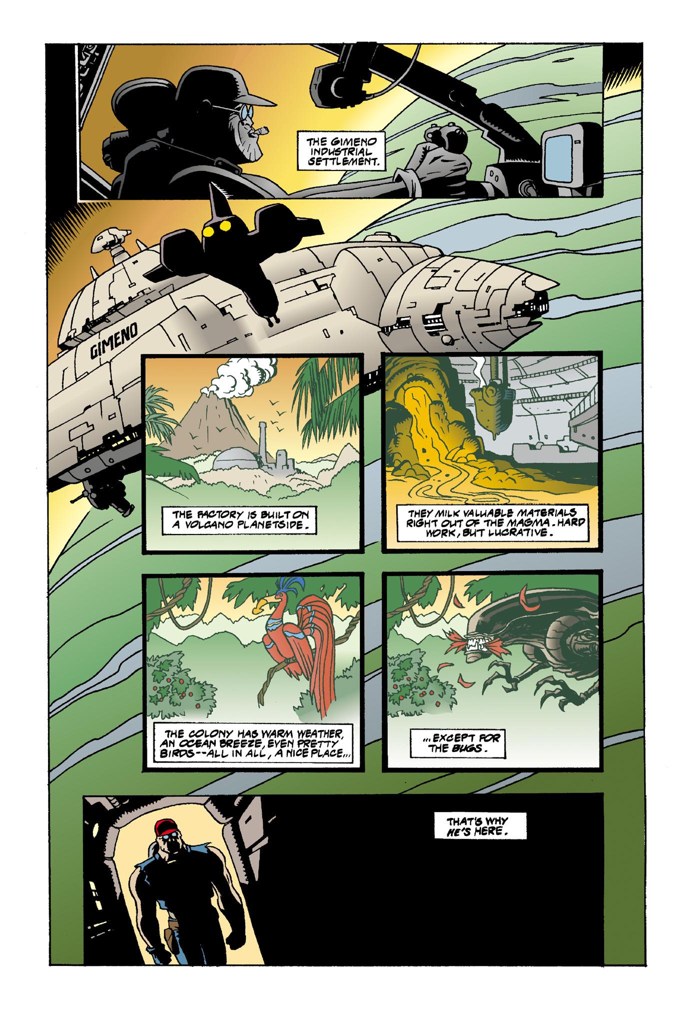 Read online Aliens: Mondo Heat comic -  Issue # Full - 3