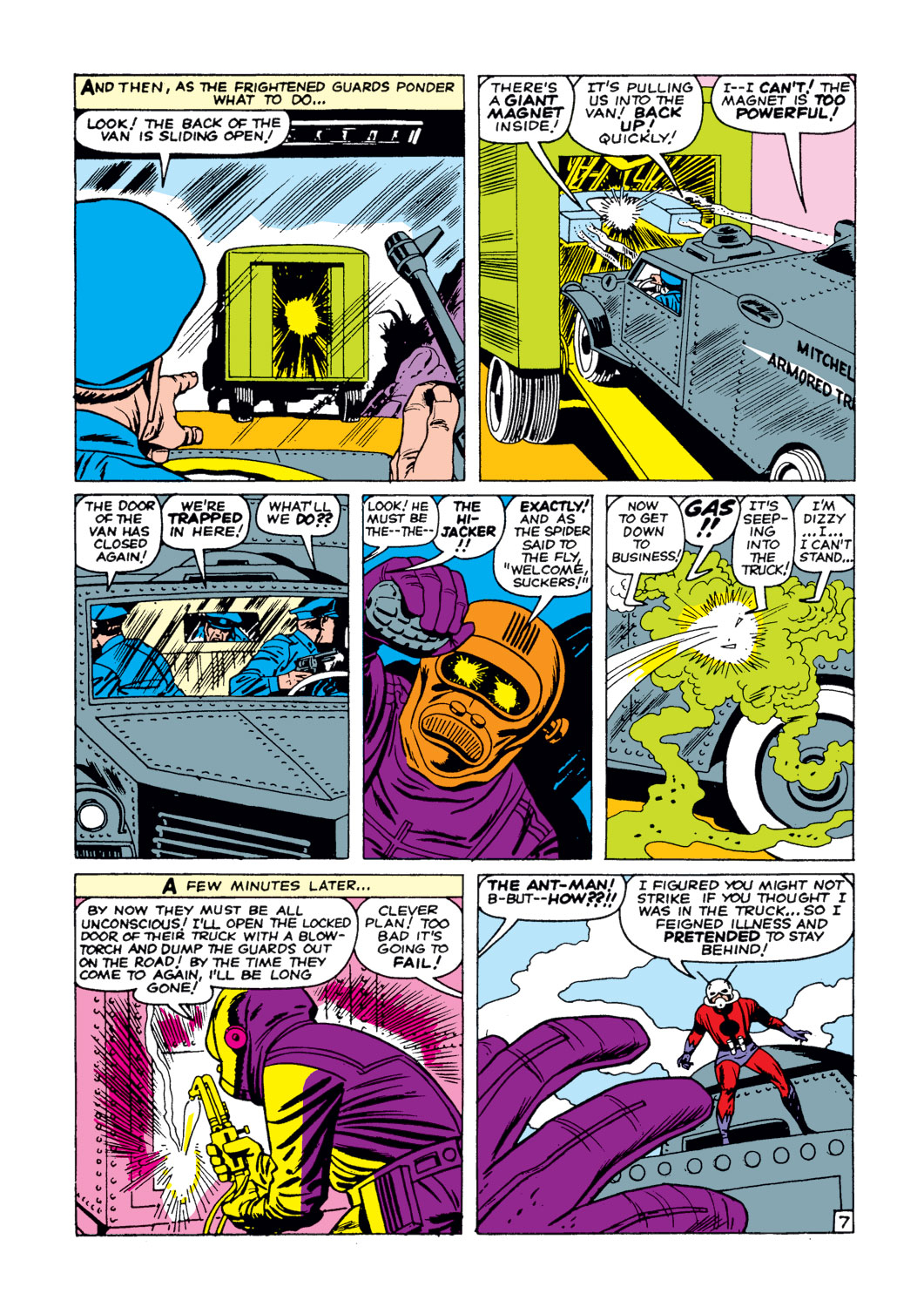 Tales to Astonish (1959) issue 40 - Page 8