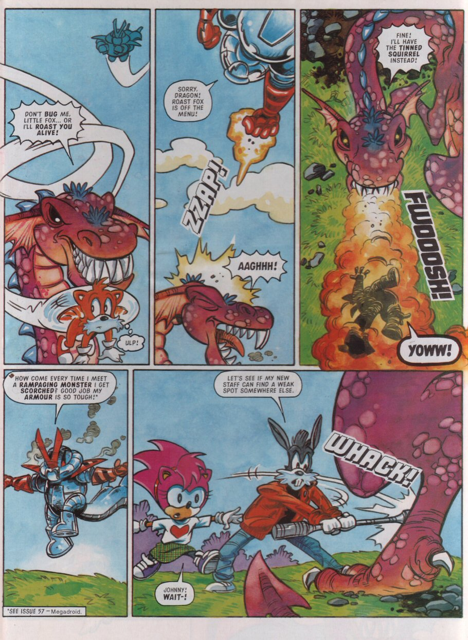 Read online Sonic the Comic comic -  Issue #95 - 23