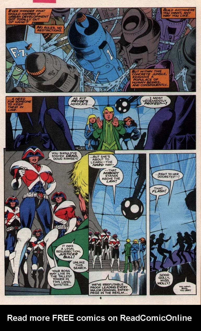 Excalibur (1988) issue 23 - Page 5