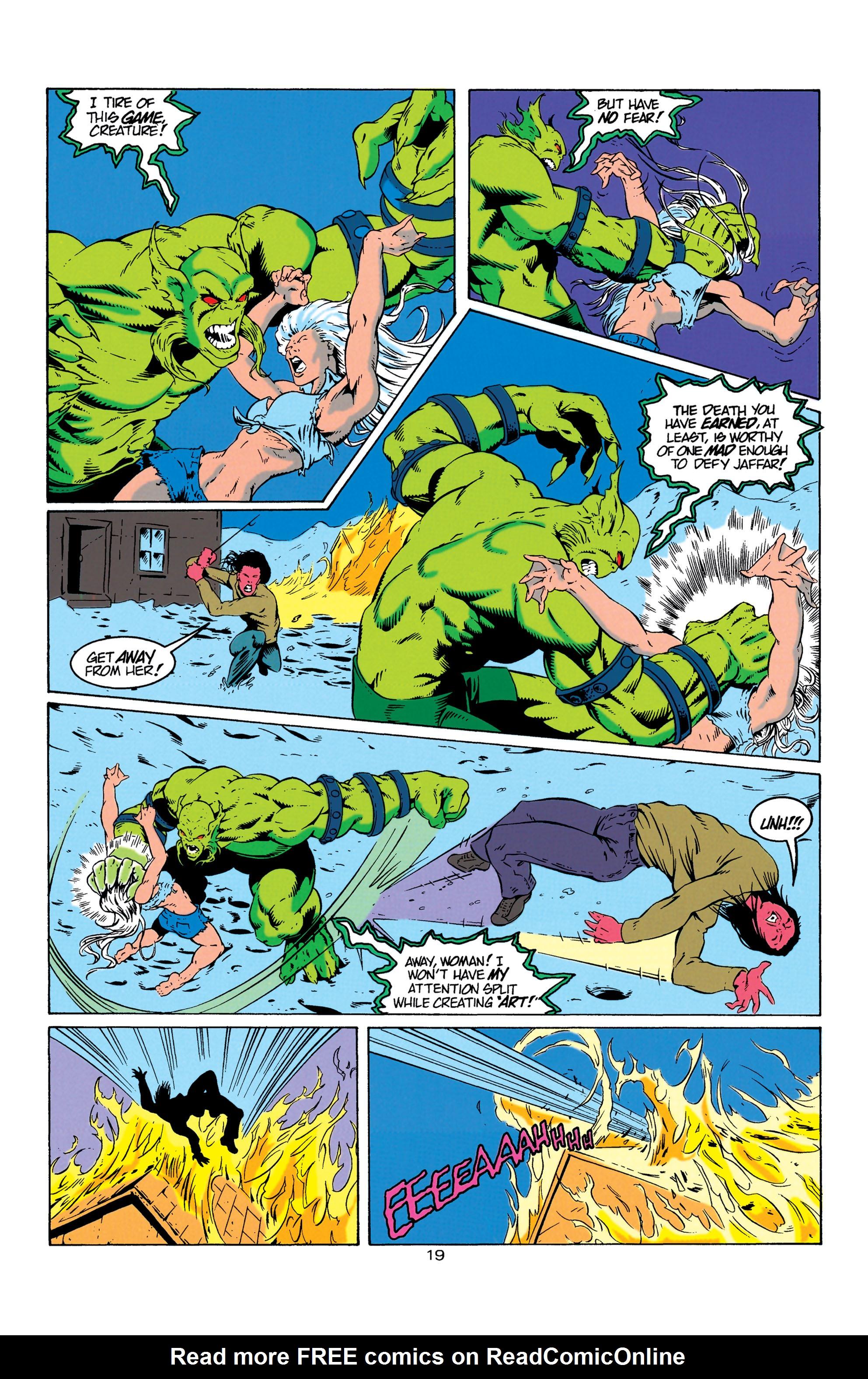 Read online Aquaman (1994) comic -  Issue #6 - 20