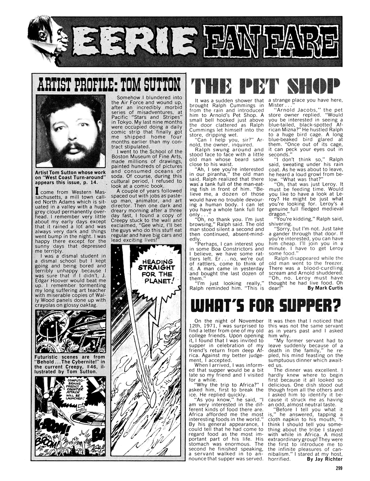 Read online Eerie Archives comic -  Issue # TPB 8 - 300