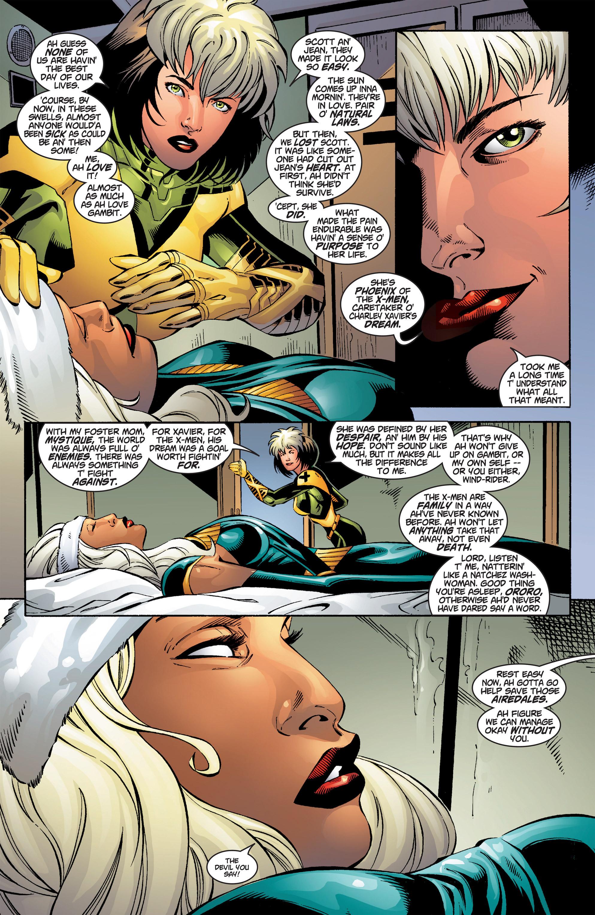 Read online Uncanny X-Men (1963) comic -  Issue #386 - 16