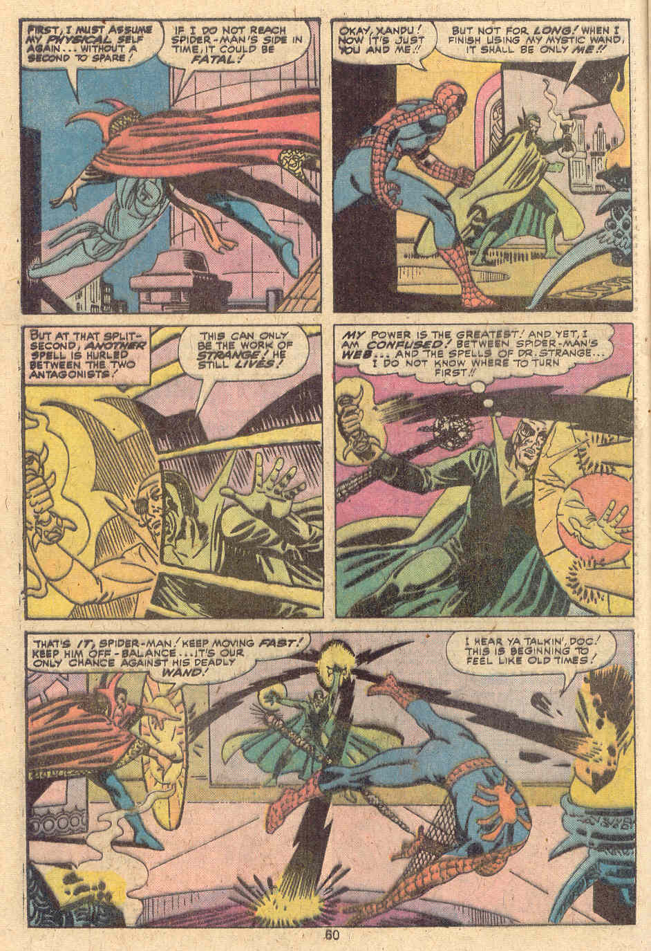 Giant-Size Spider-Man (1974) issue 4 - Page 50