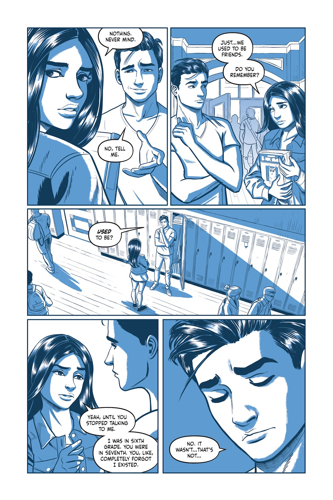Read online Under the Moon: A Catwoman Tale comic -  Issue # TPB (Part 1) - 55