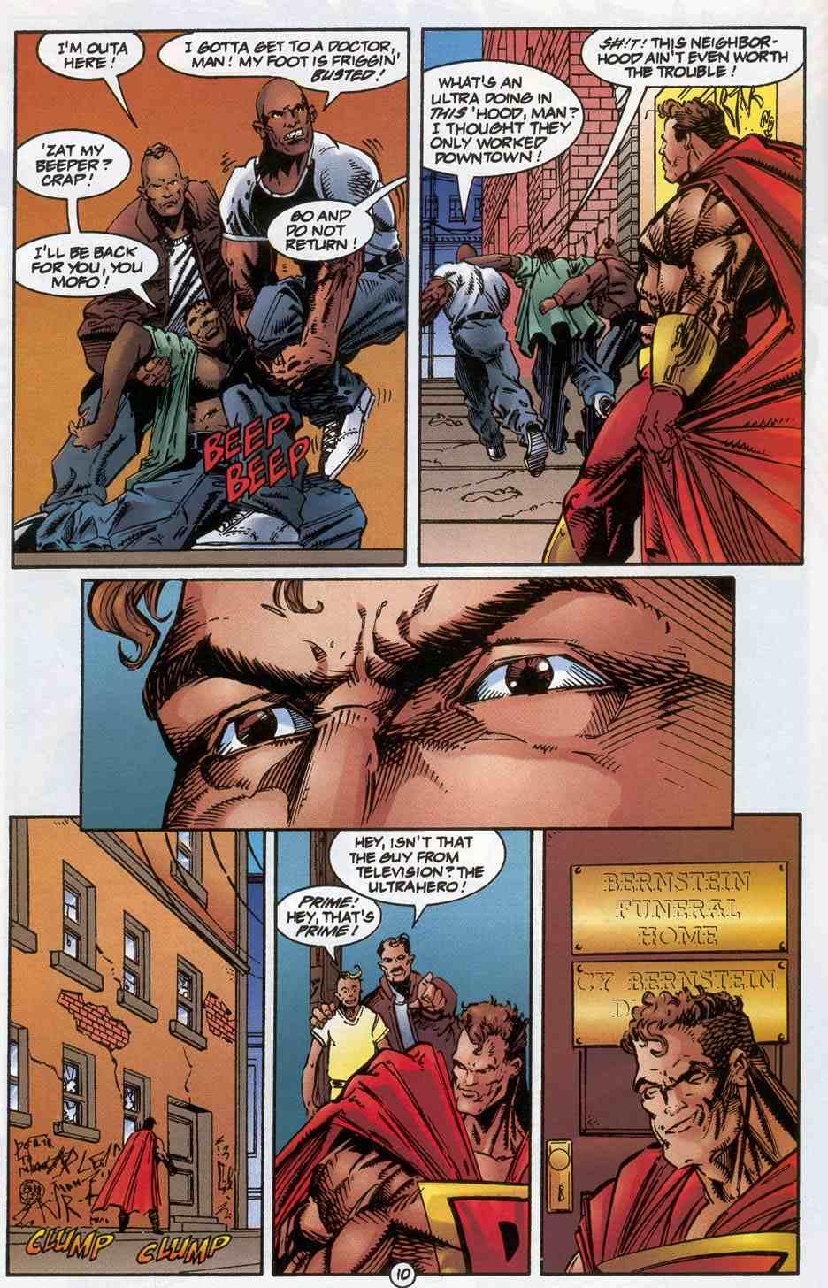 Read online Ultraverse Premiere comic -  Issue #3 - 12