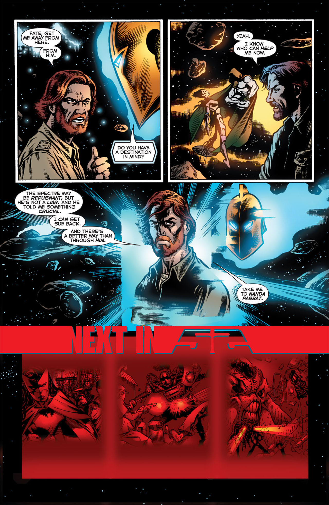 Read online 52 comic -  Issue #27 - 23