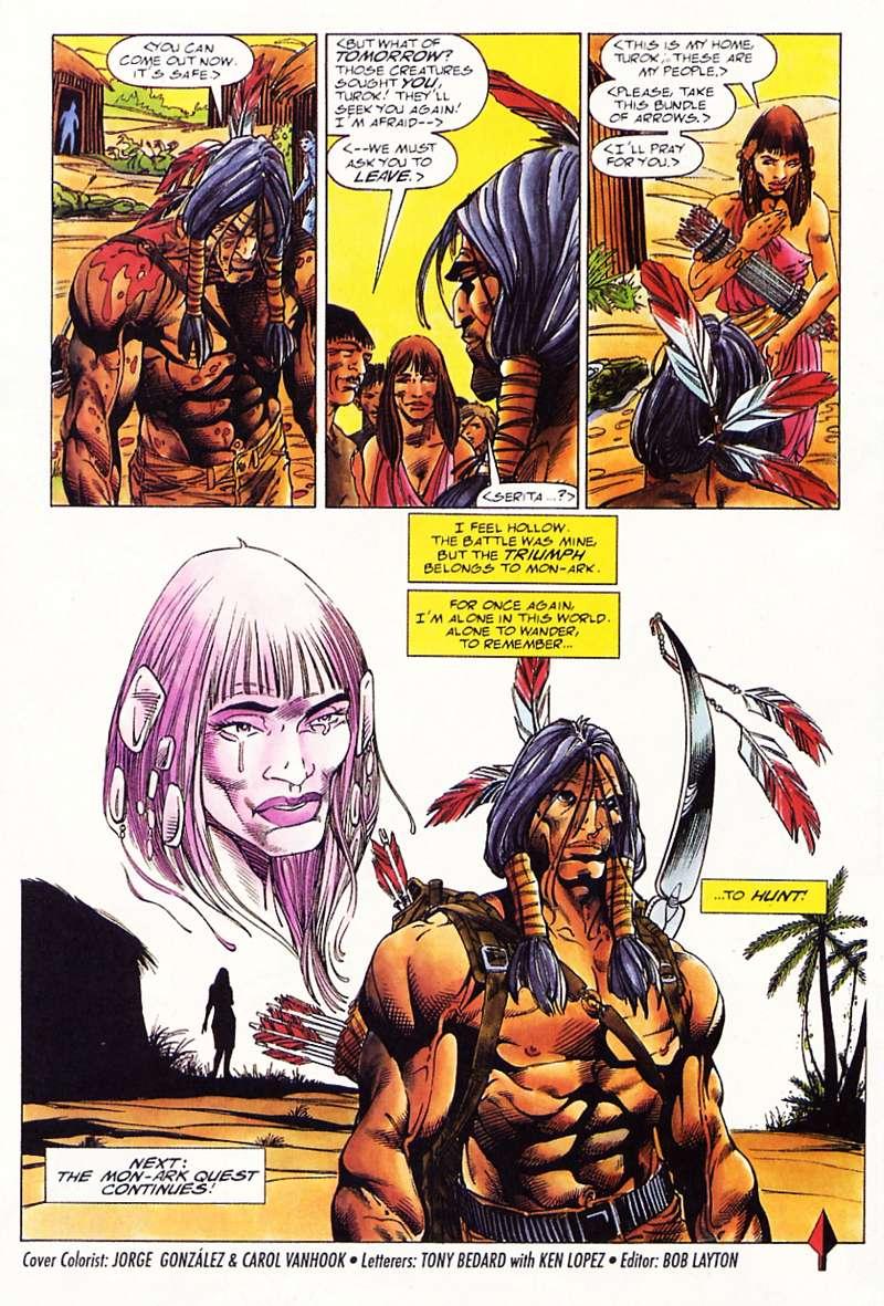 Read online Turok, Dinosaur Hunter (1993) comic -  Issue #1 - 23