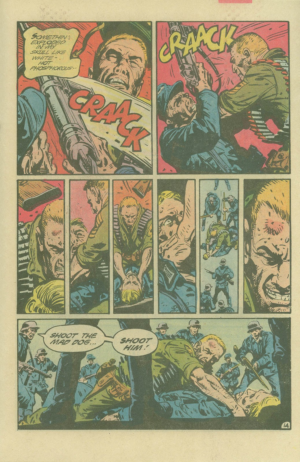 Sgt. Rock issue 389 - Page 14