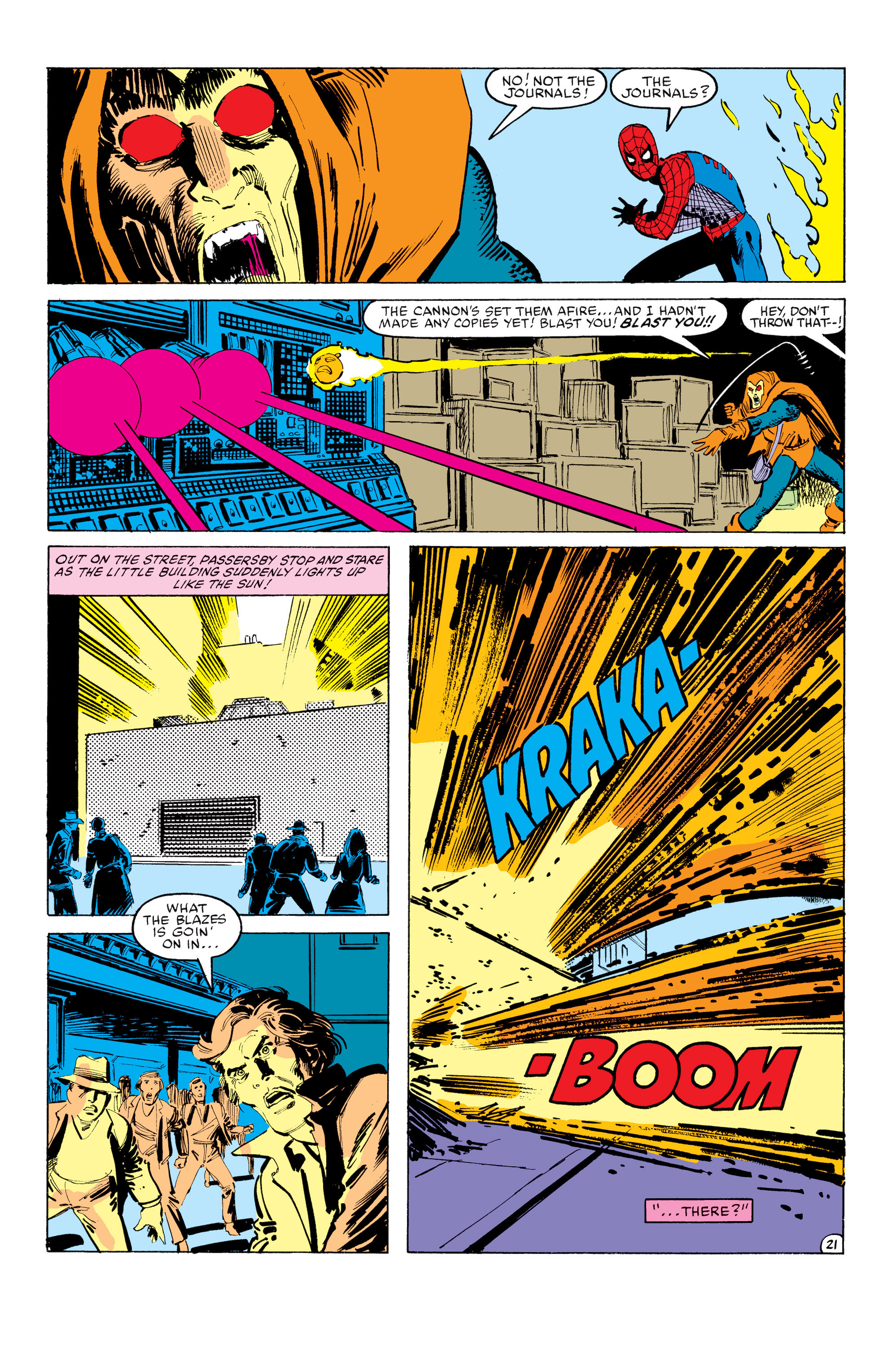 The Amazing Spider-Man (1963) 250 Page 21