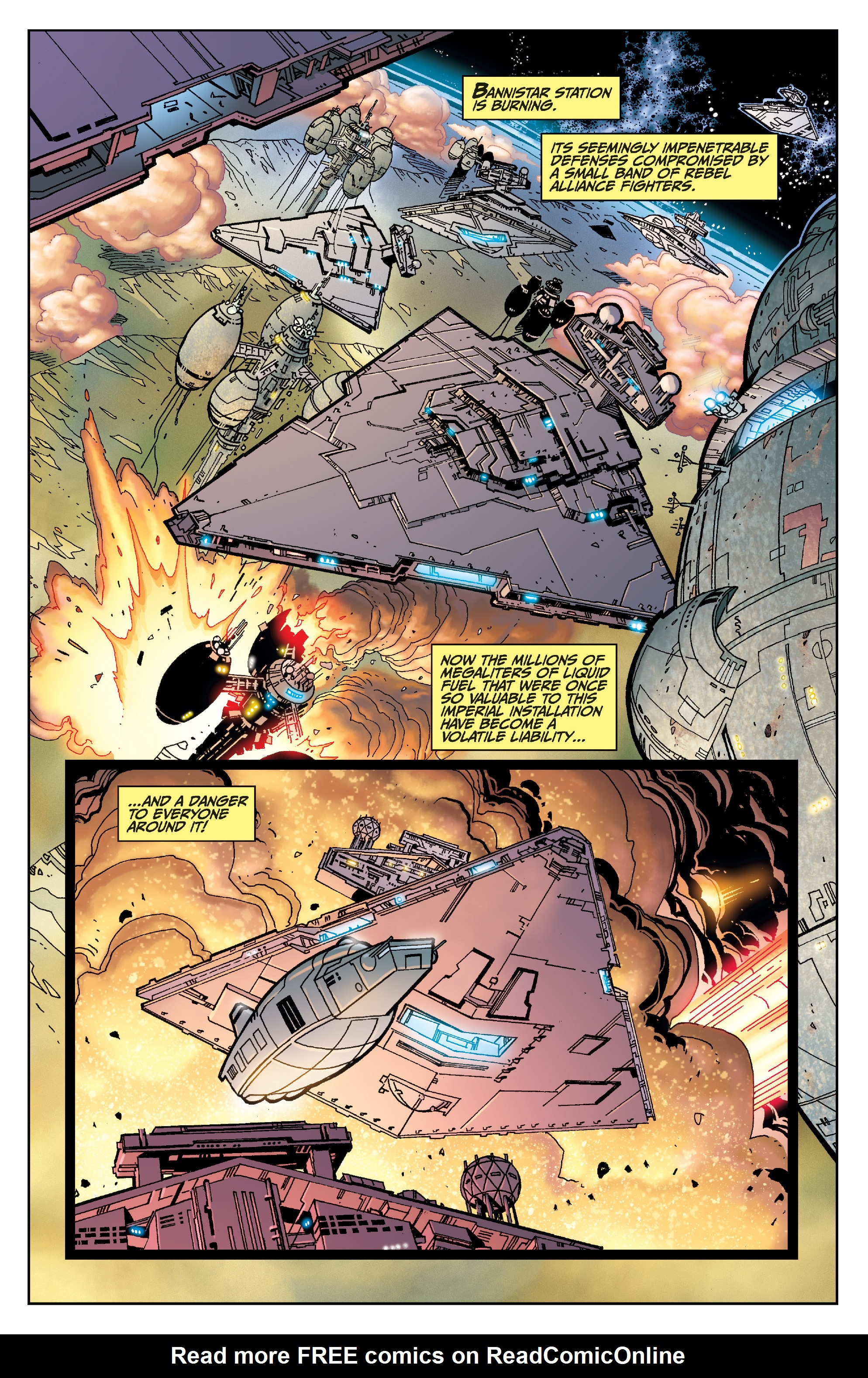 Read online Star Wars Omnibus comic -  Issue # Vol. 20 - 372