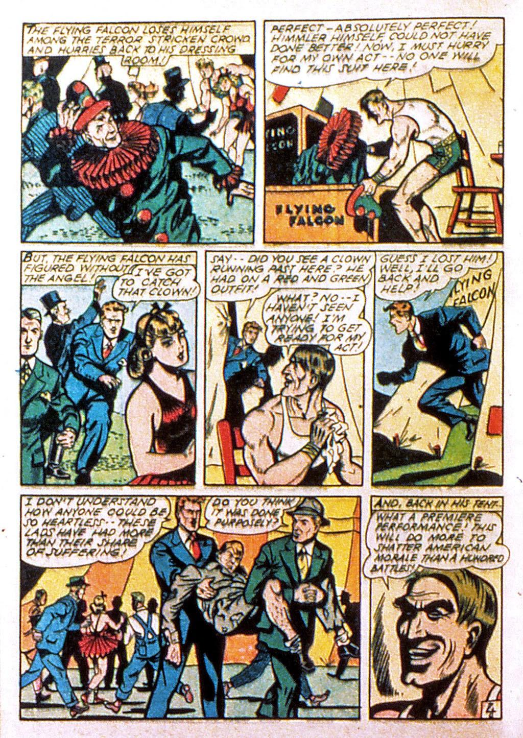 Read online Mystic Comics (1944) comic -  Issue #1 - 6