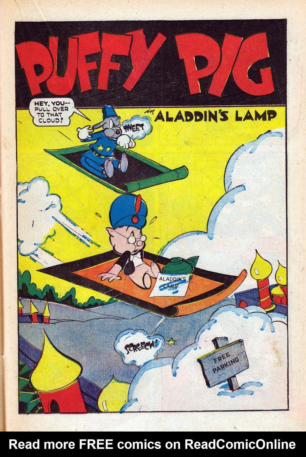Read online Comedy Comics (1942) comic -  Issue #15 - 25