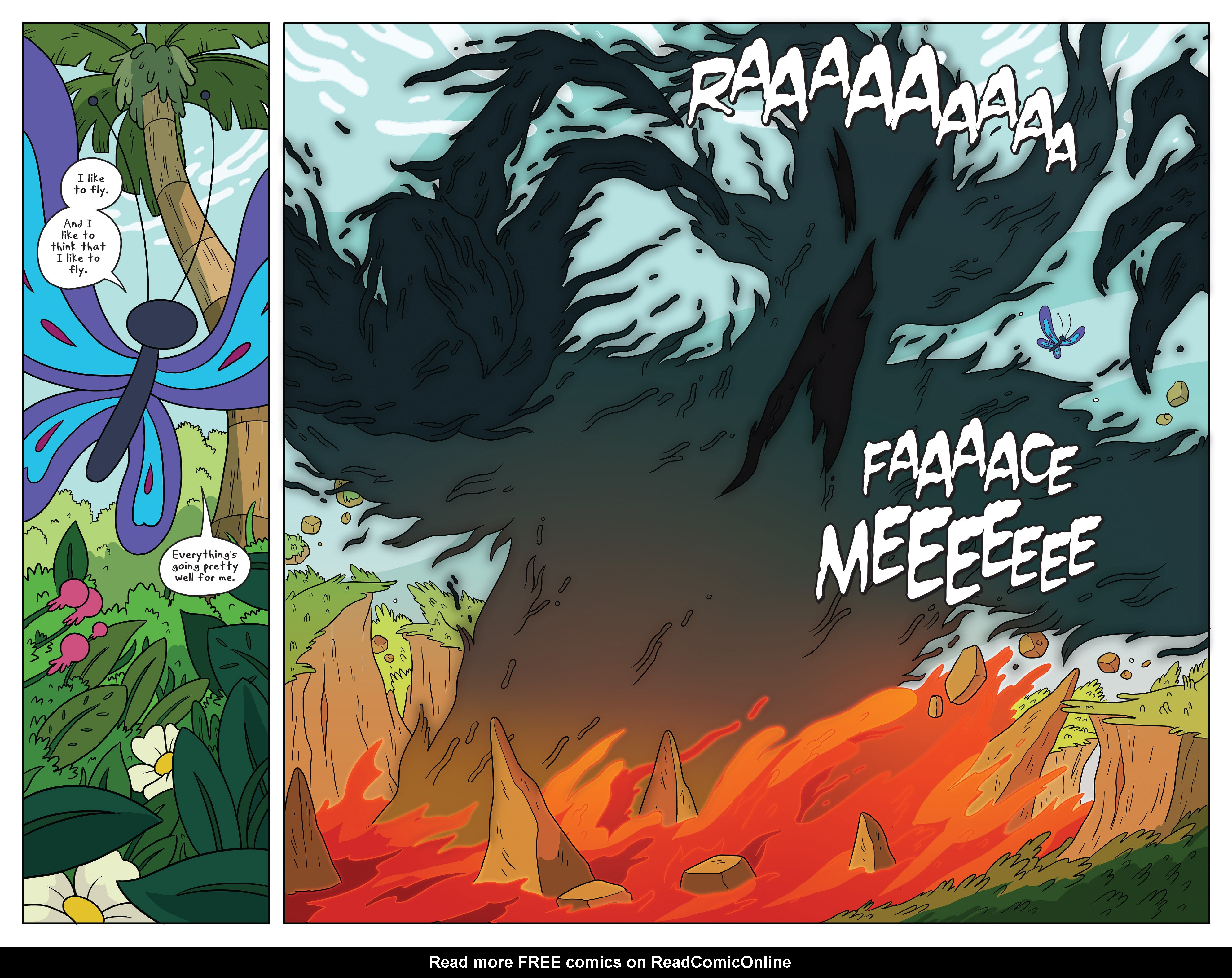 Read online Adventure Time comic -  Issue #50 - 24