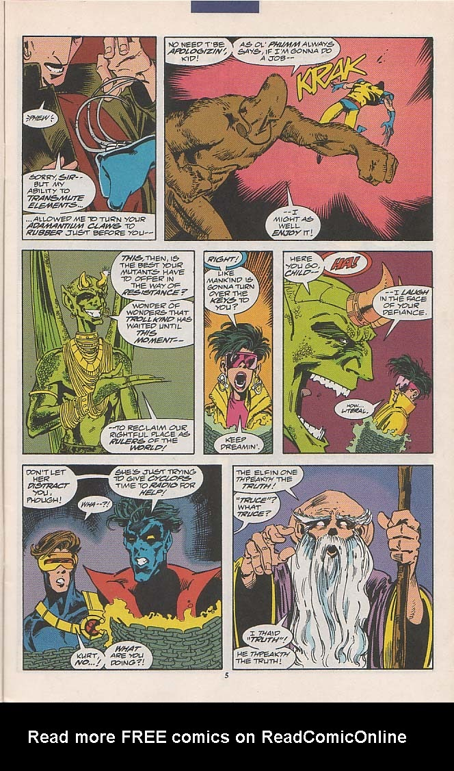 Excalibur (1988) issue 58 - Page 6