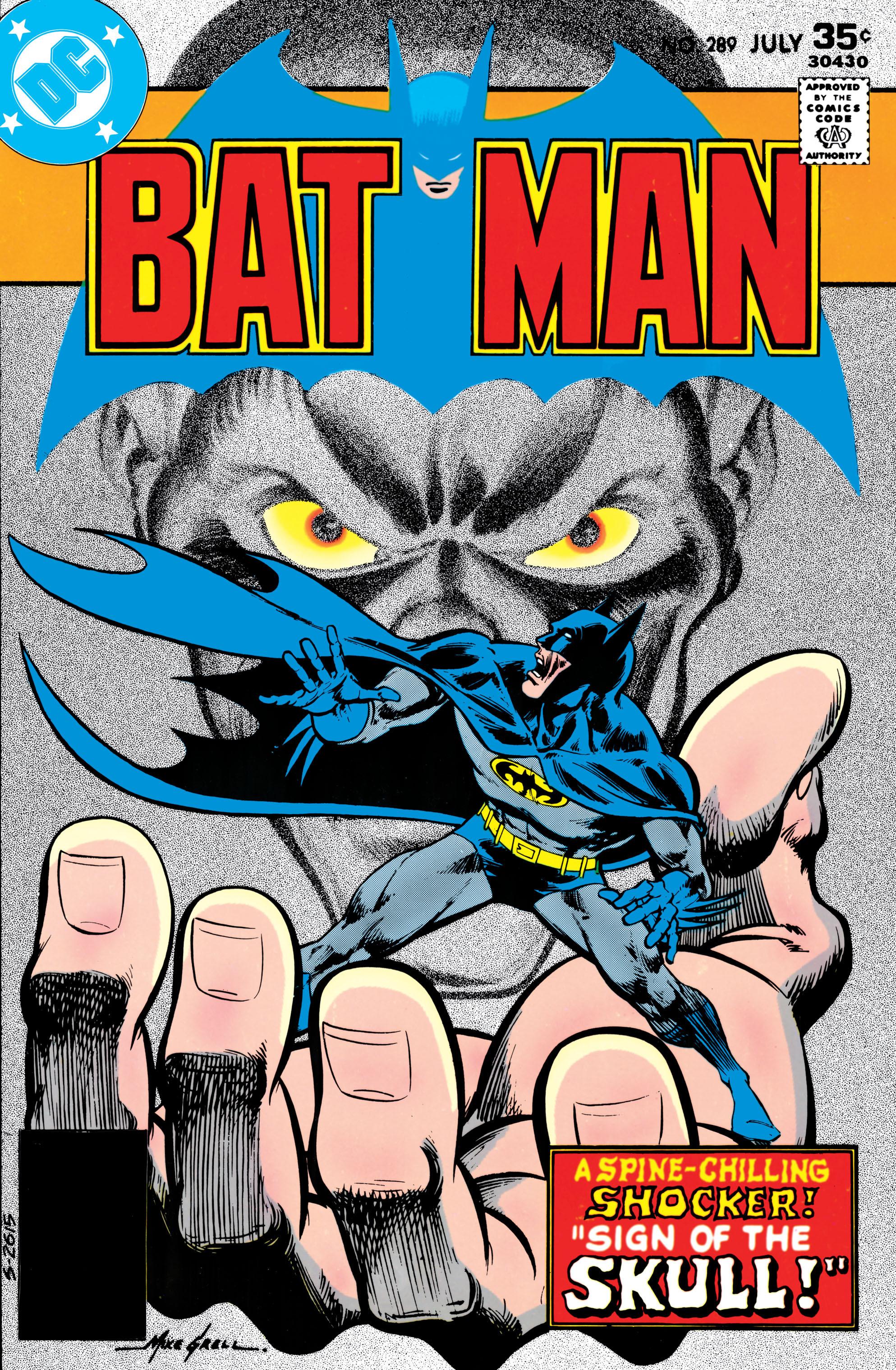 Batman (1940) 289 Page 1