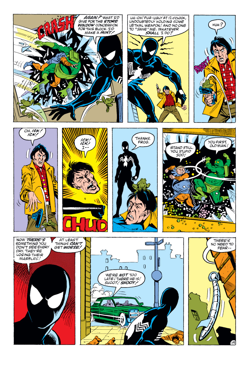 The Amazing Spider-Man (1963) 266 Page 19