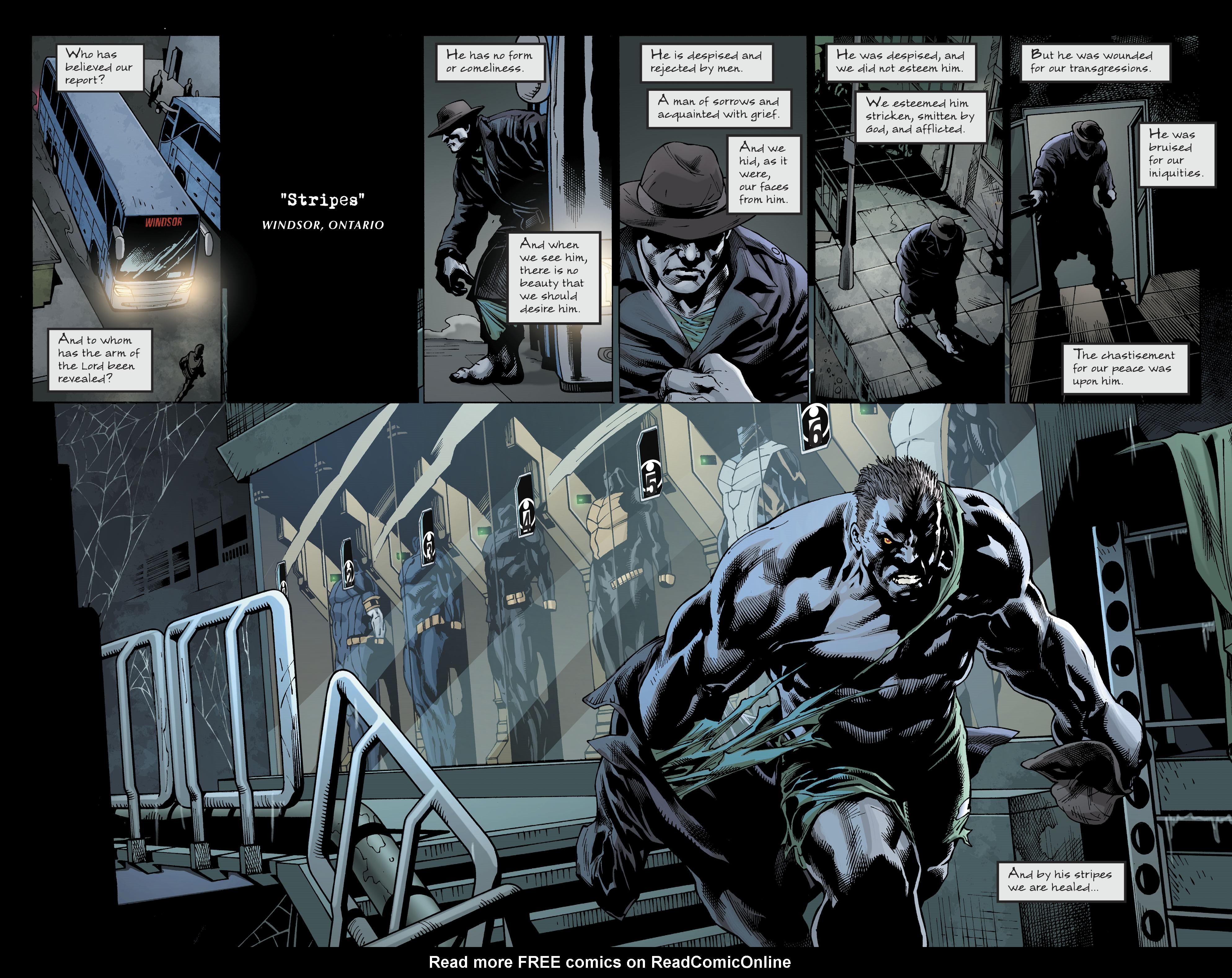 Read online Deathstroke (2016) comic -  Issue #20 - 21