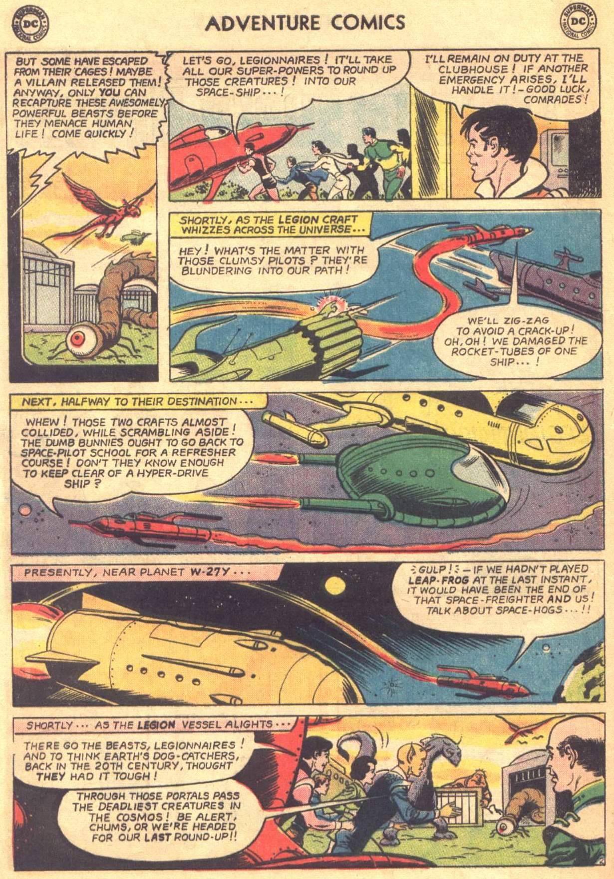 Read online Adventure Comics (1938) comic -  Issue #330 - 14