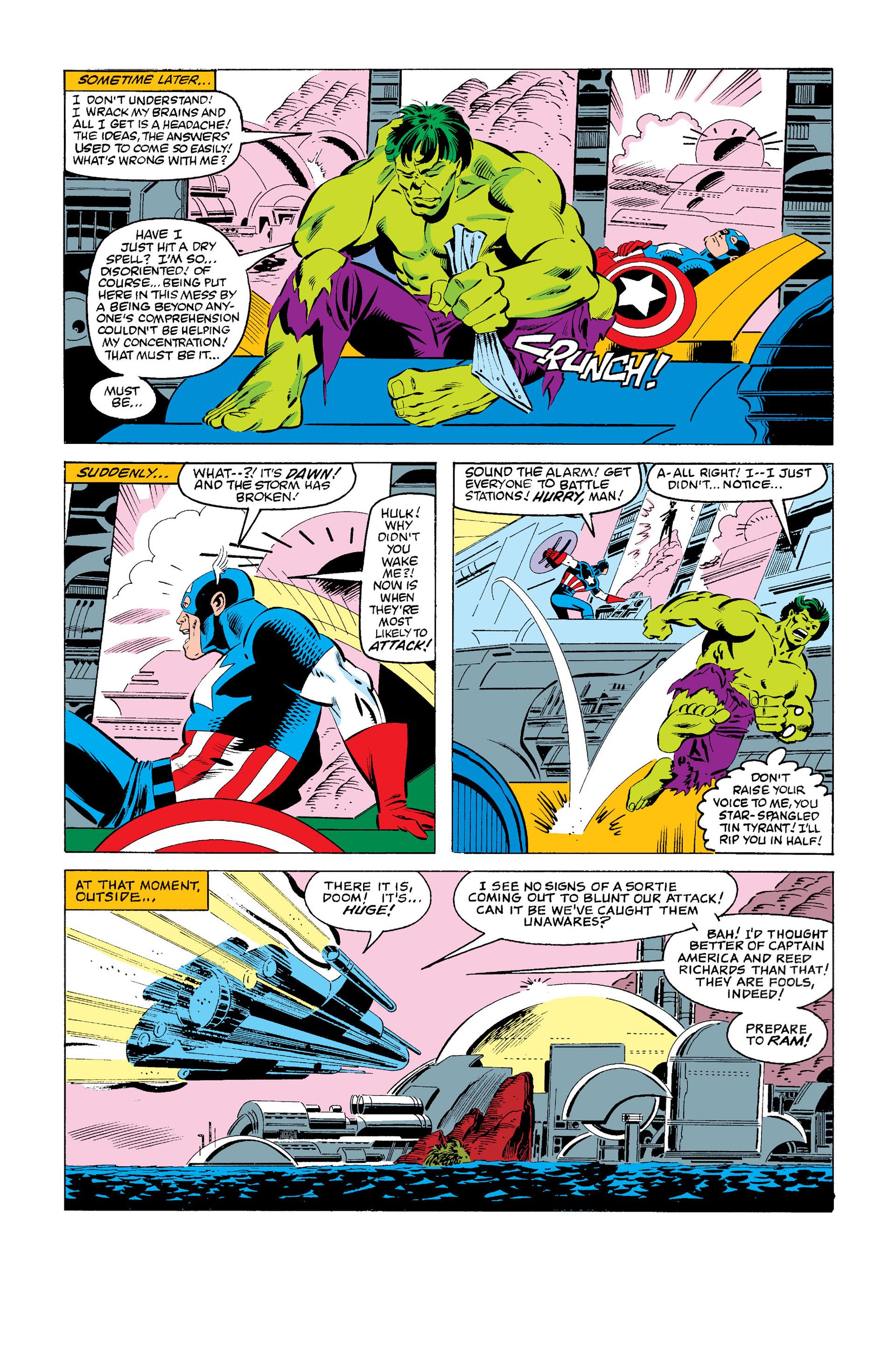 Read online Secret Wars (1985) comic -  Issue #3 - 21