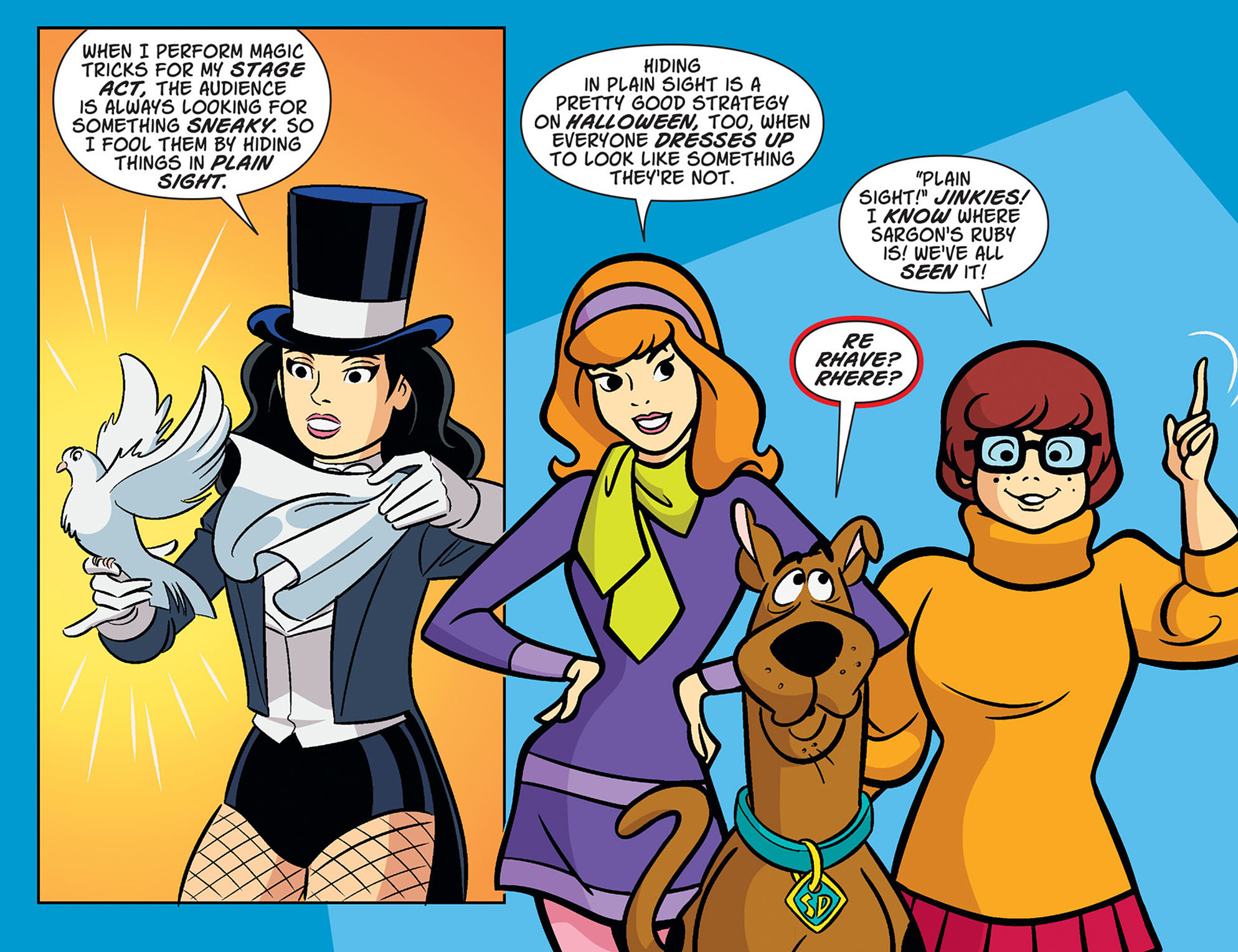 Read online Scooby-Doo! Team-Up comic -  Issue #38 - 11