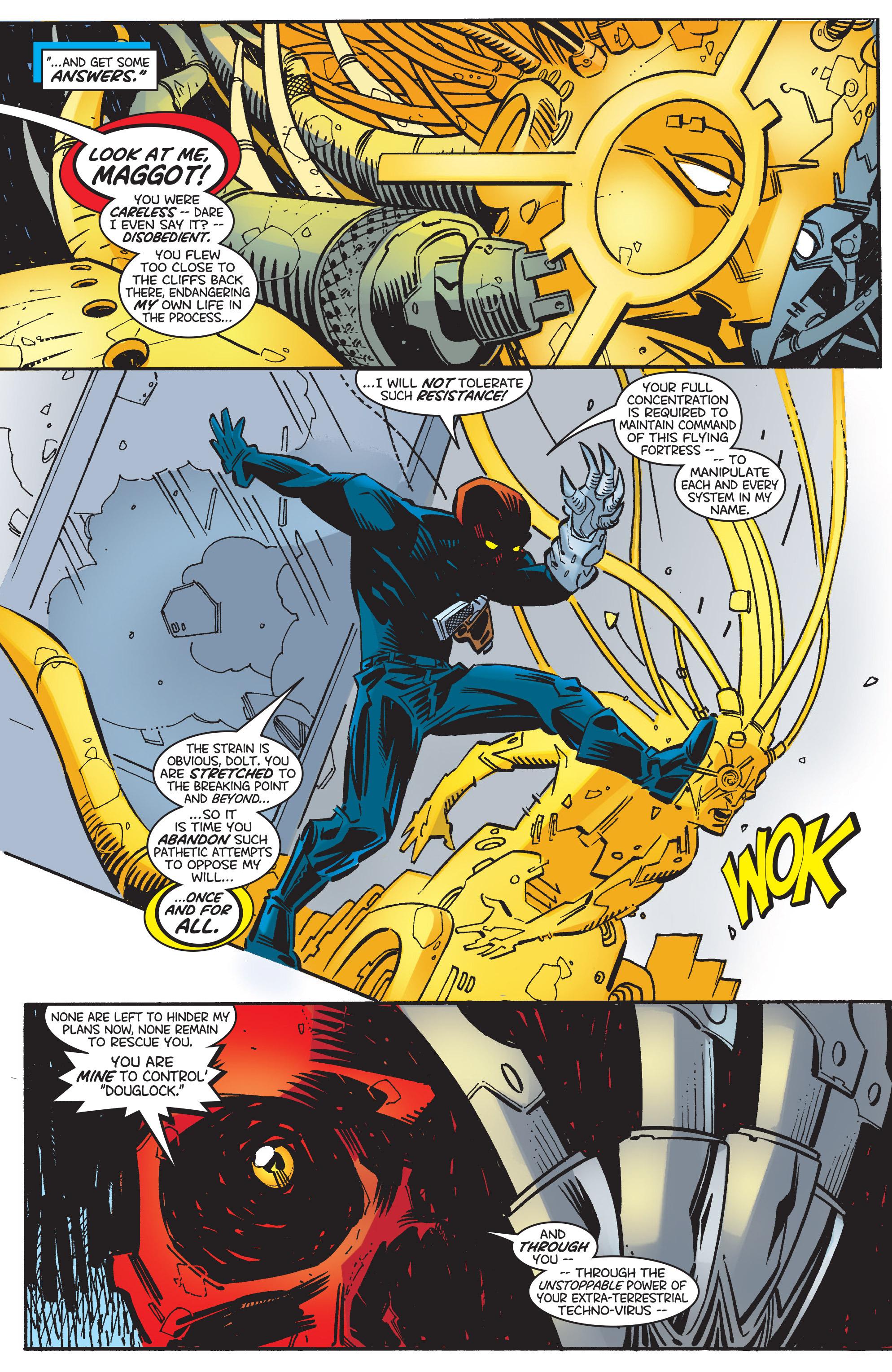 X-Men (1991) 91 Page 21