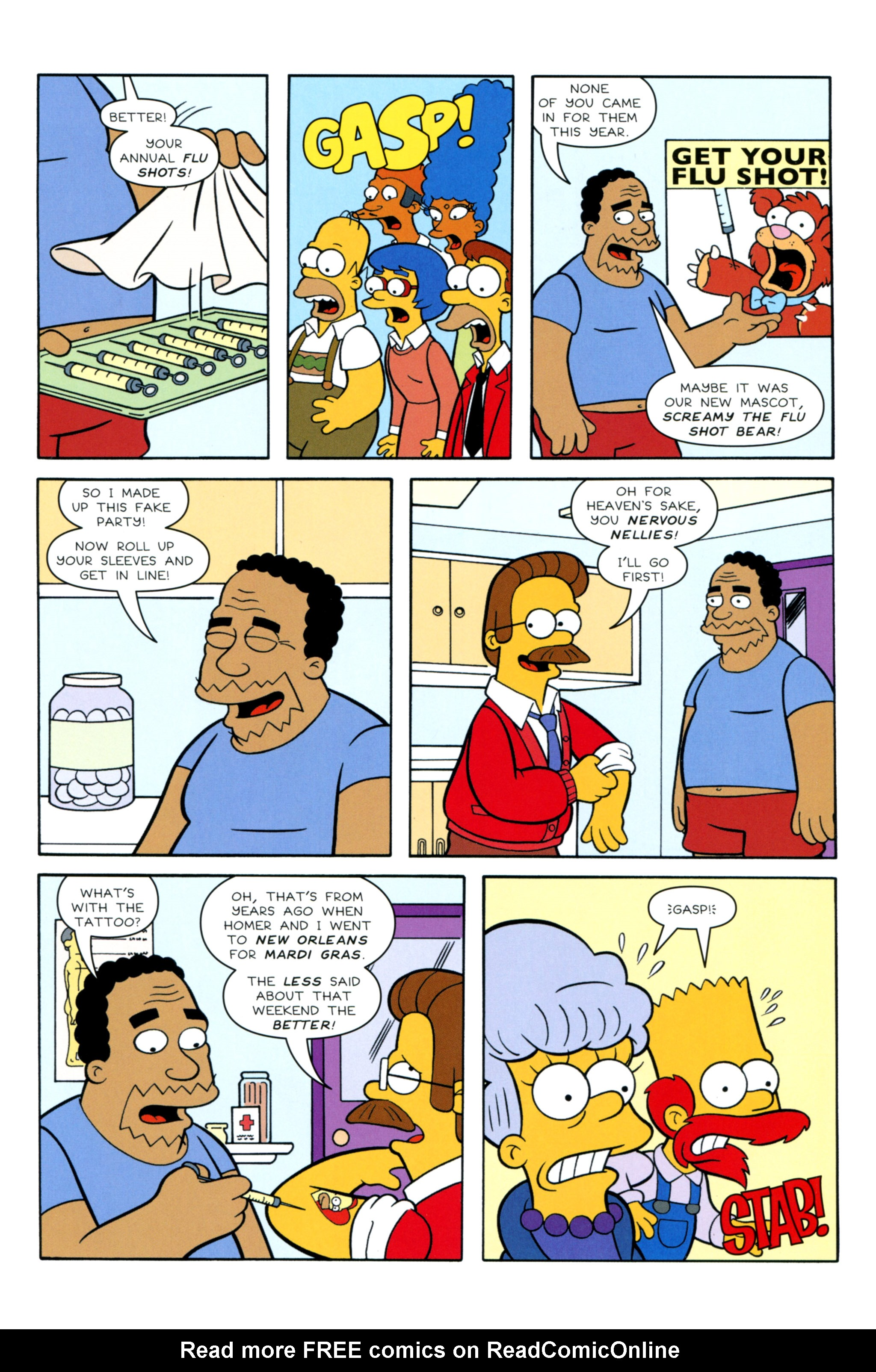 Read online Simpsons Illustrated (2012) comic -  Issue #12 - 5