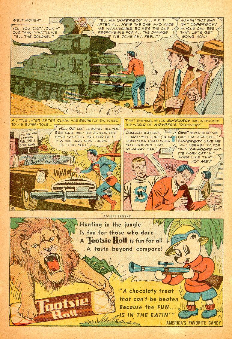 Read online Adventure Comics (1938) comic -  Issue #254 - 15