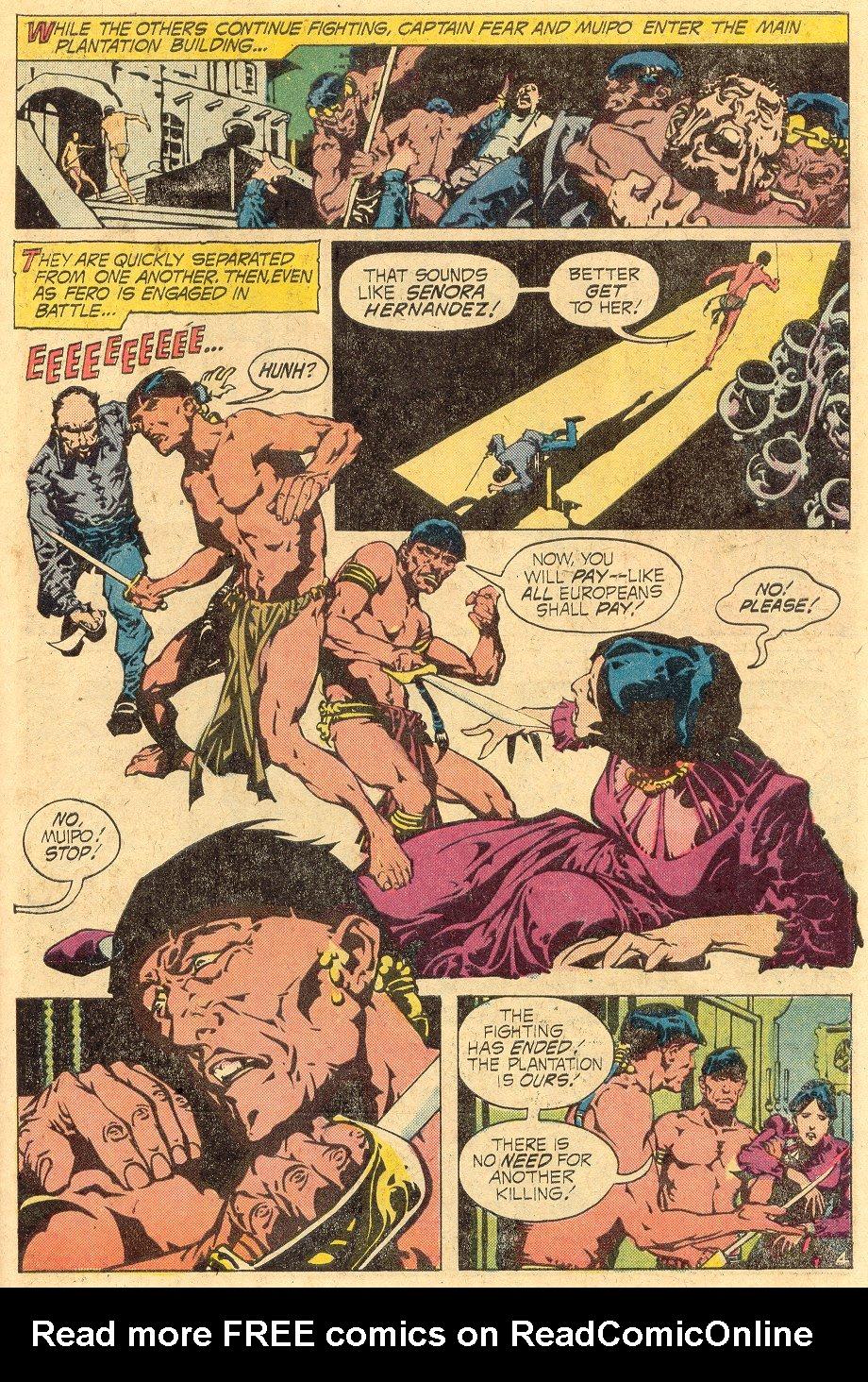 Read online Adventure Comics (1938) comic -  Issue #433 - 20