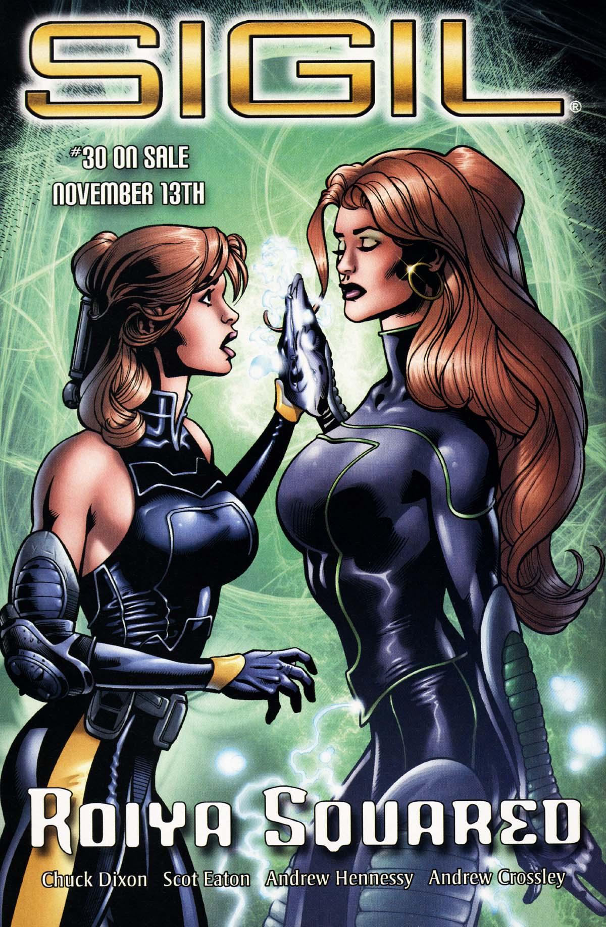 Read online Sigil (2000) comic -  Issue #29 - 19