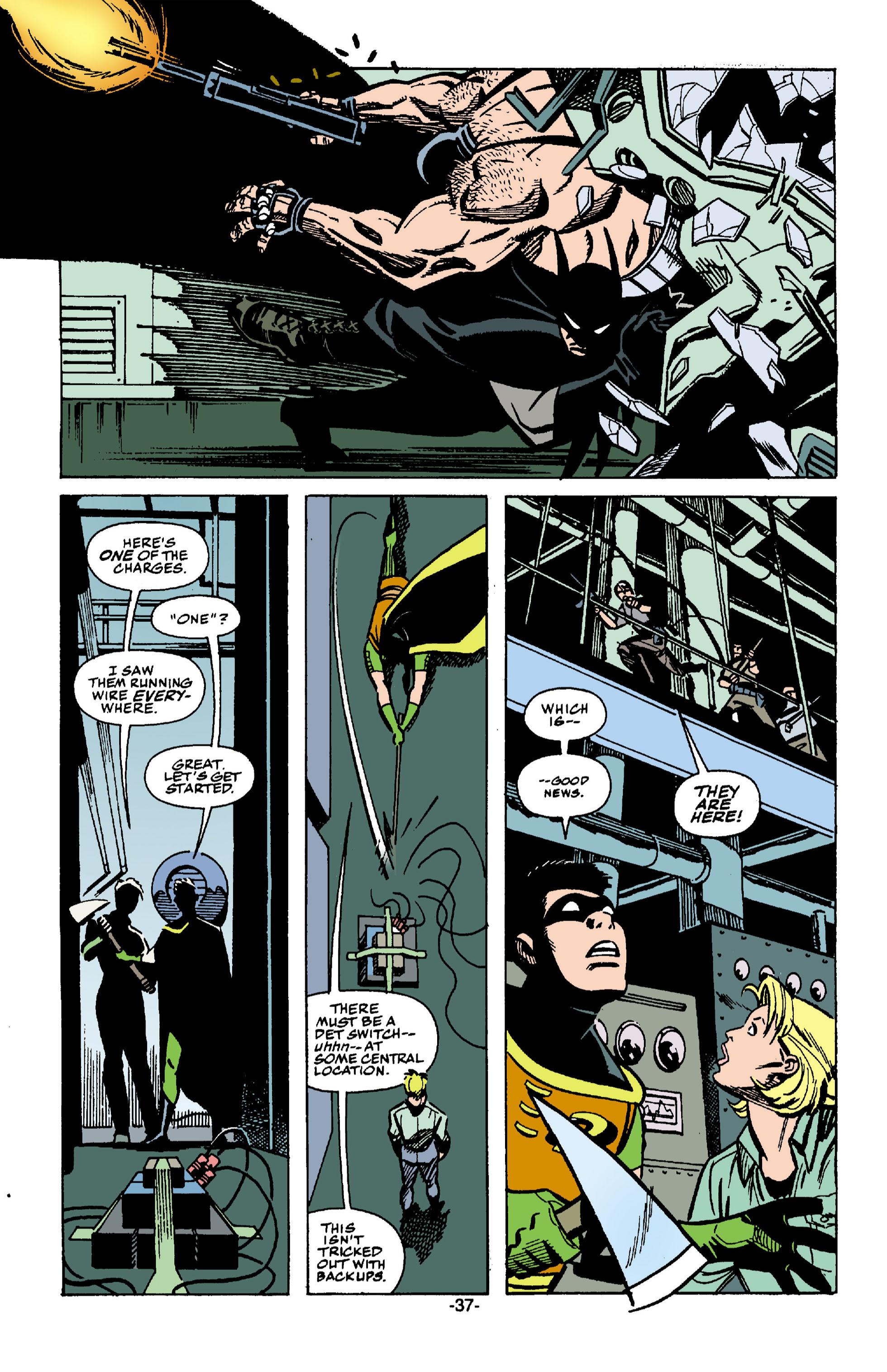 Read online Batman: Bane comic -  Issue # Full - 38