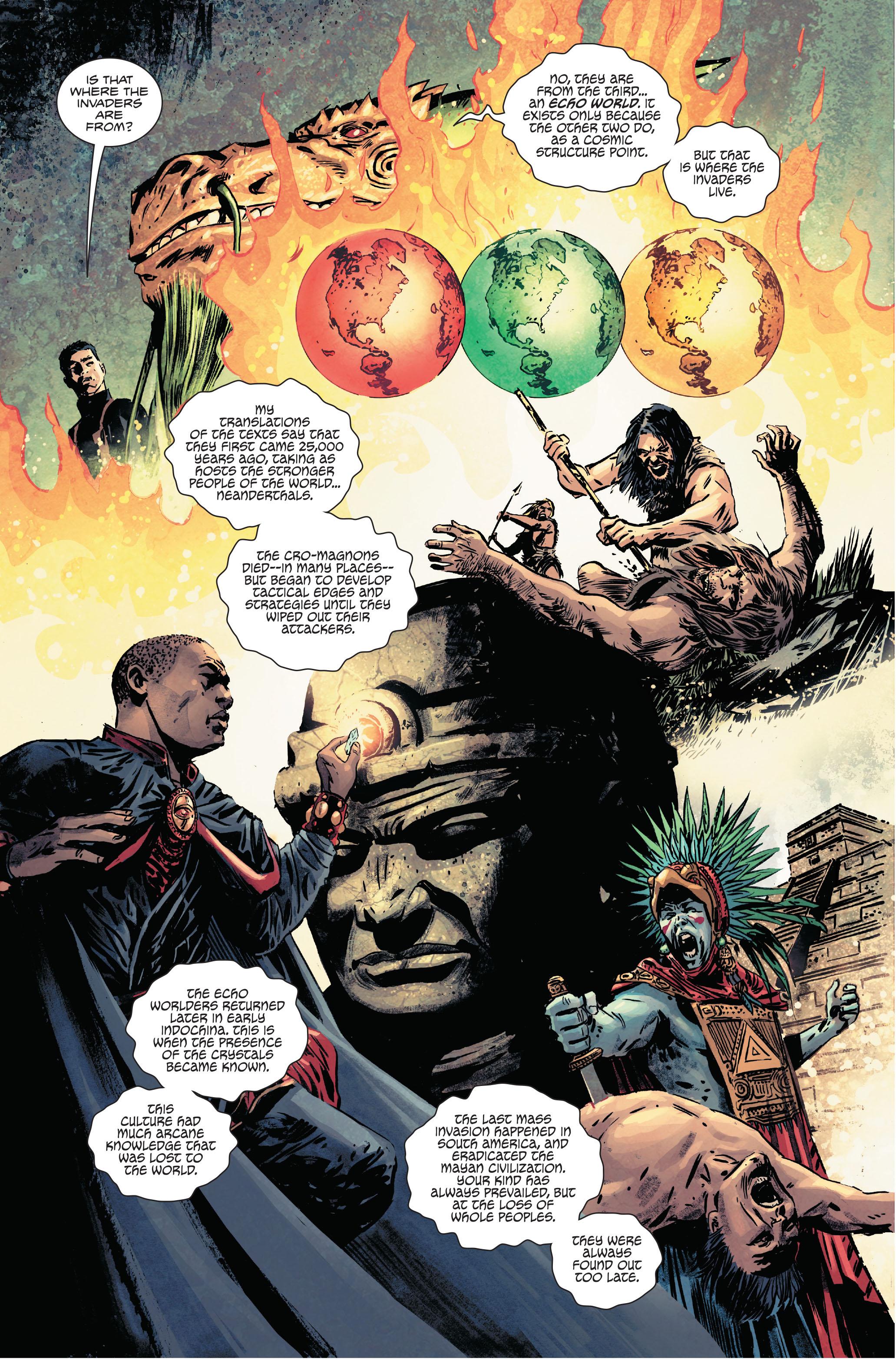 Read online Atlas comic -  Issue #4 - 11