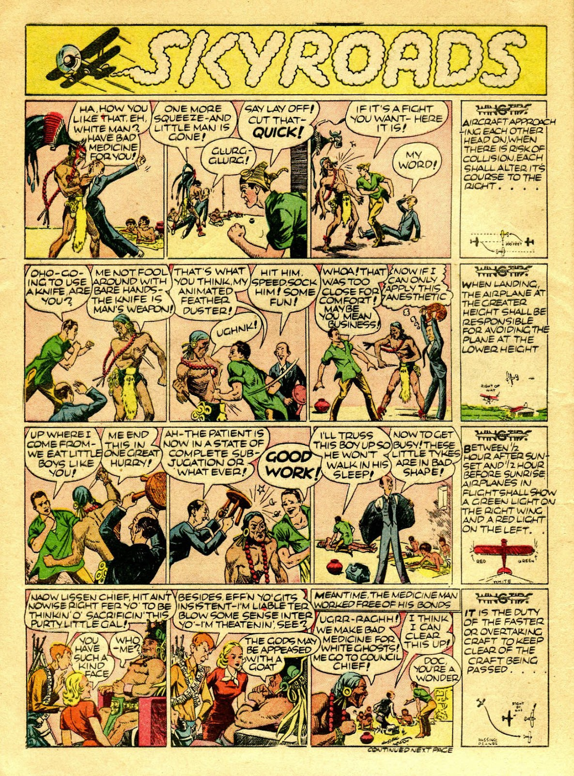 Read online Famous Funnies comic -  Issue #62 - 13
