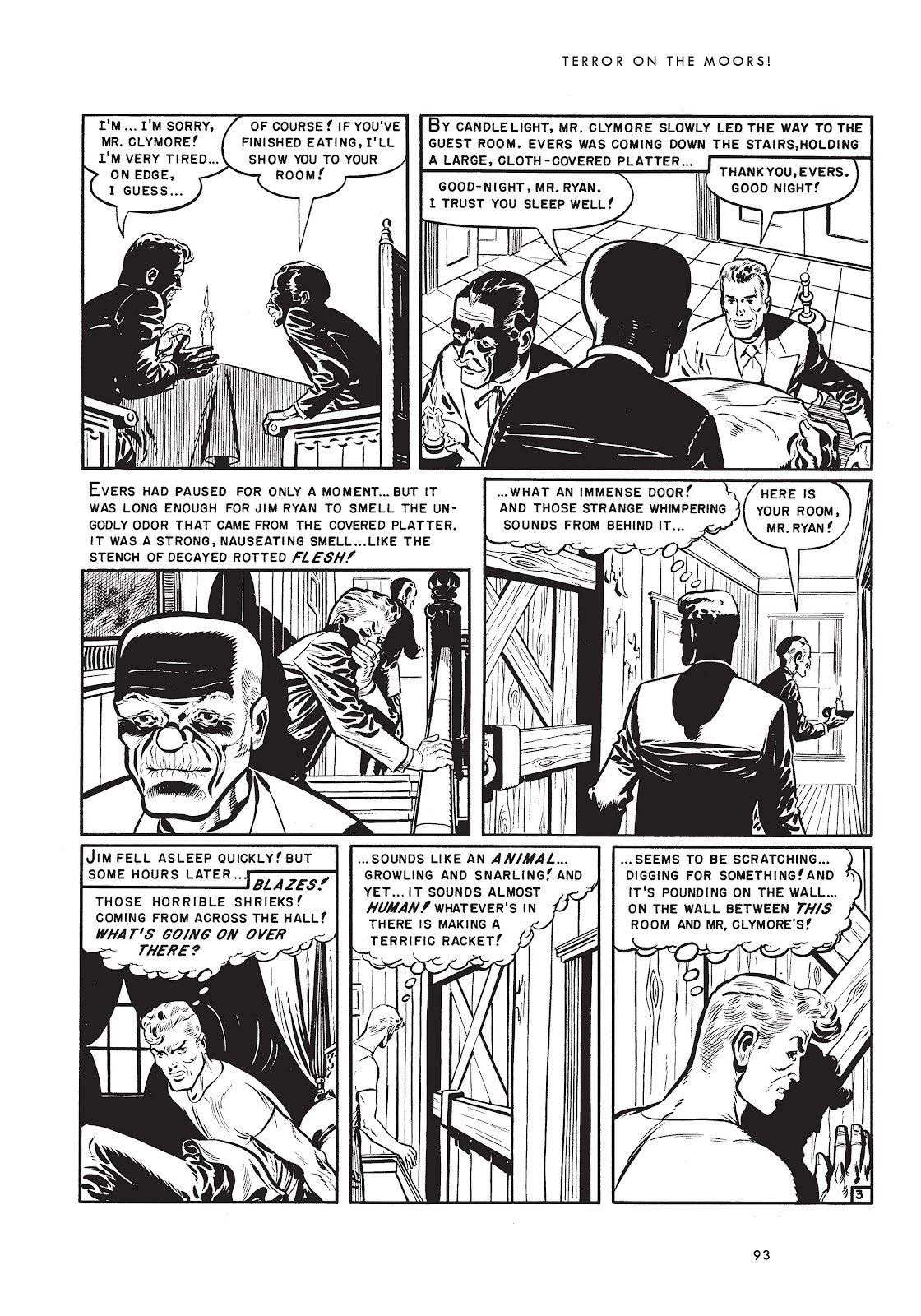 Read online Voodoo Vengeance and Other Stories comic -  Issue # TPB (Part 2) - 11