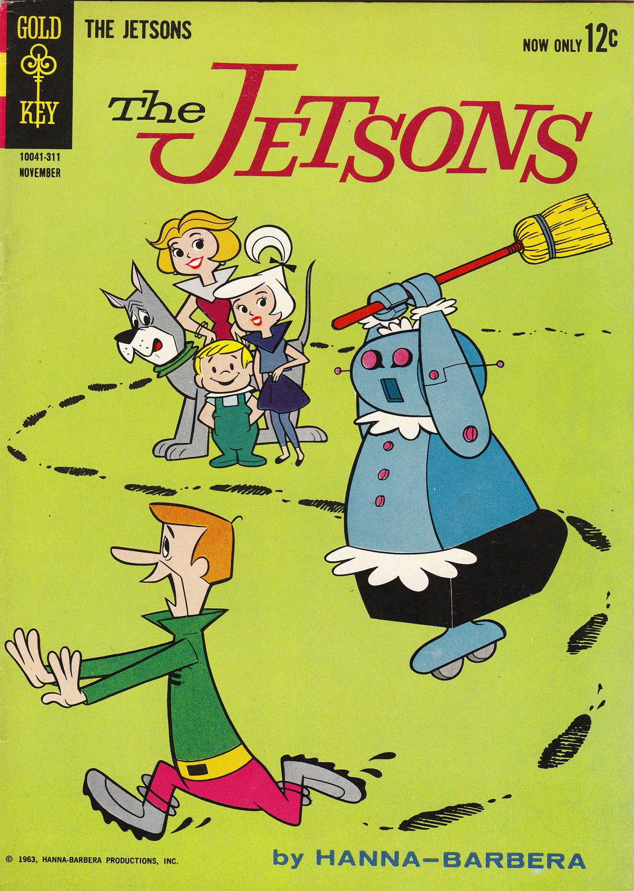 The Jetsons (1963) 6 Page 1