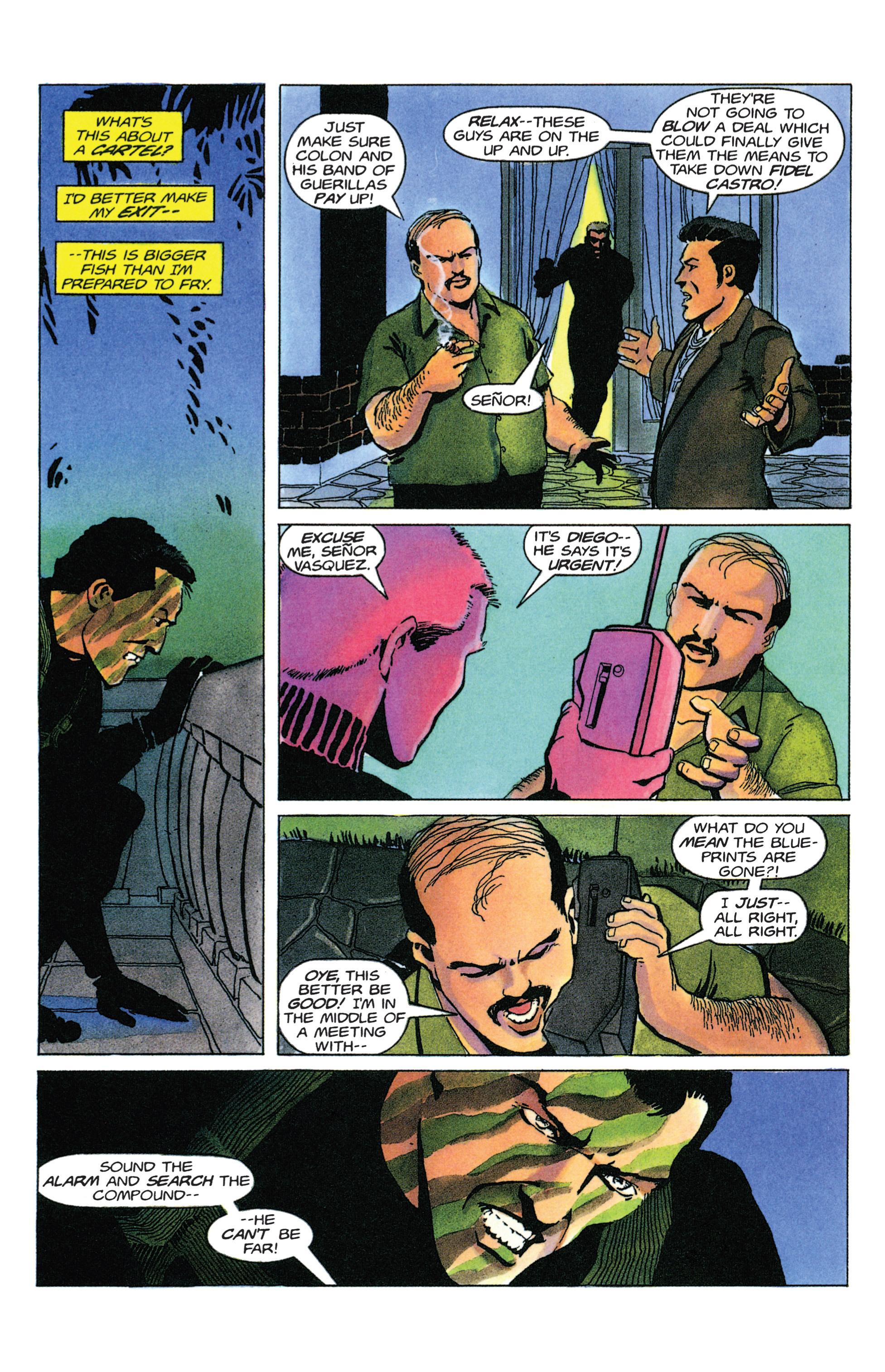 Read online Armorines comic -  Issue #9 - 11