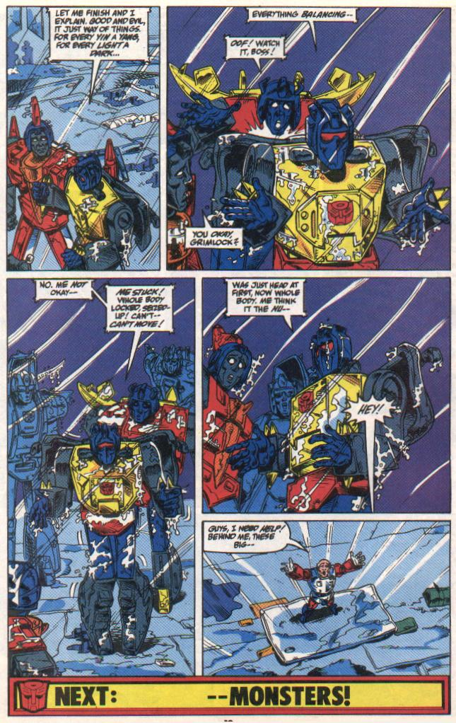 The Transformers (UK) 323 Page 12