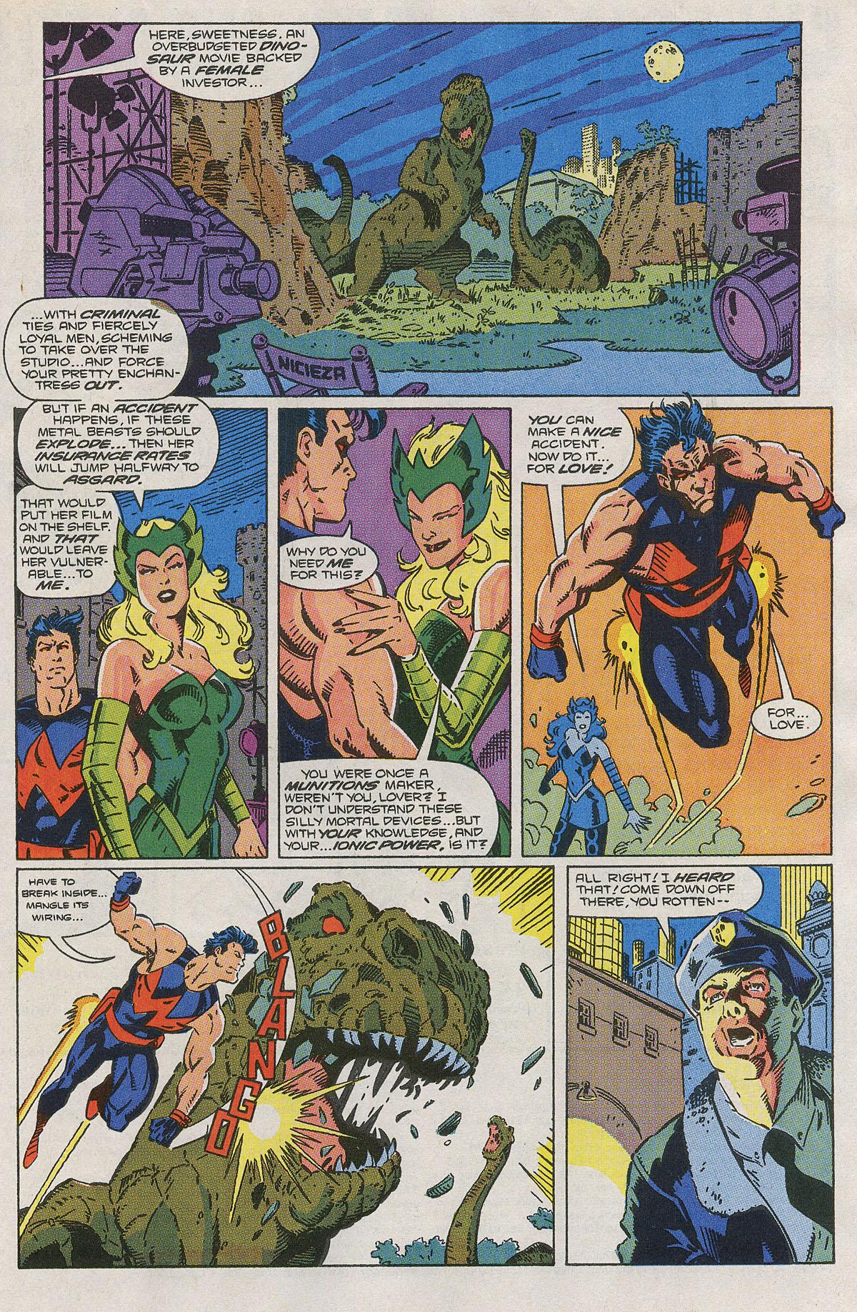 Read online Wonder Man (1991) comic -  Issue #2 - 15