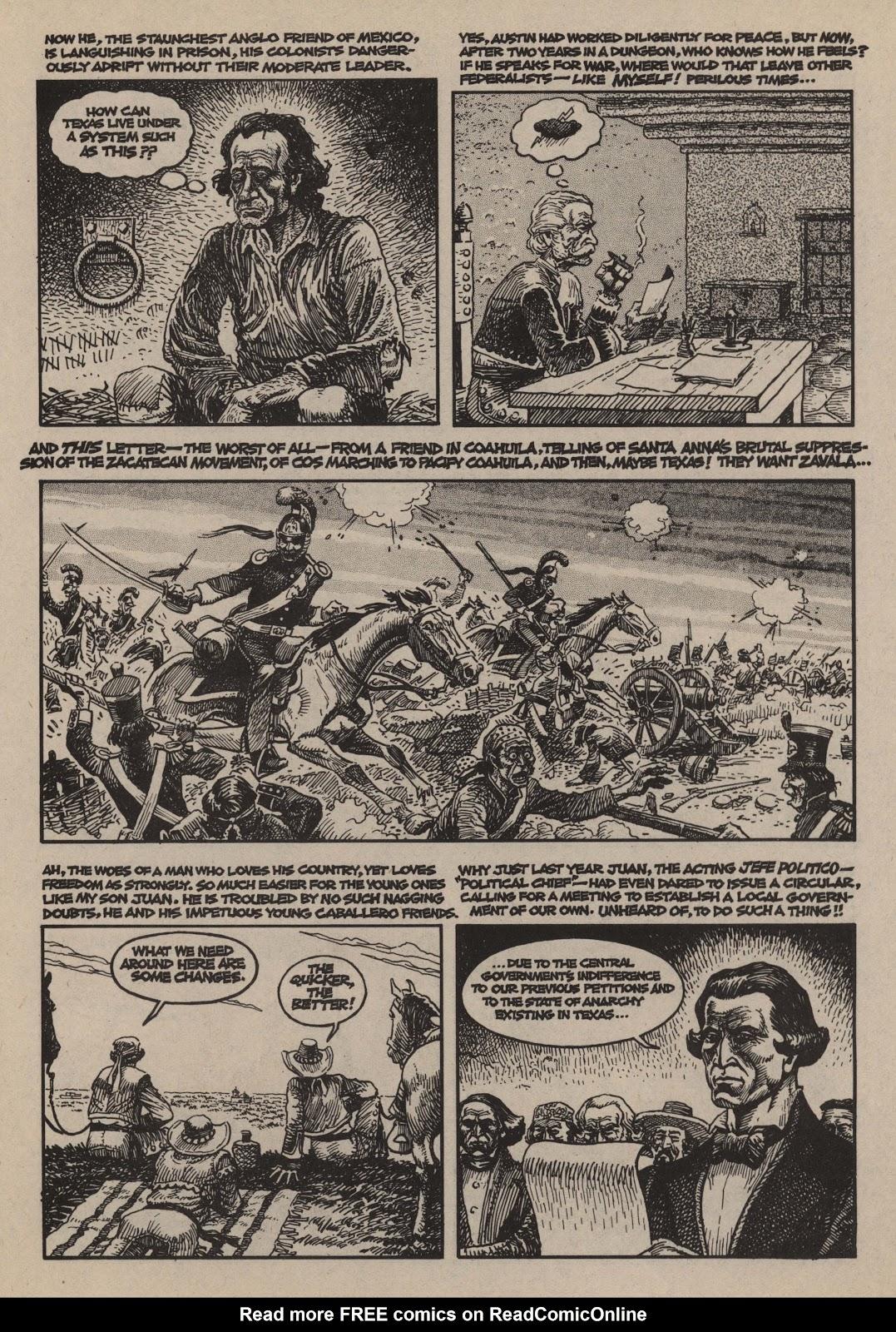 Recuerden el Alamo issue Full - Page 15