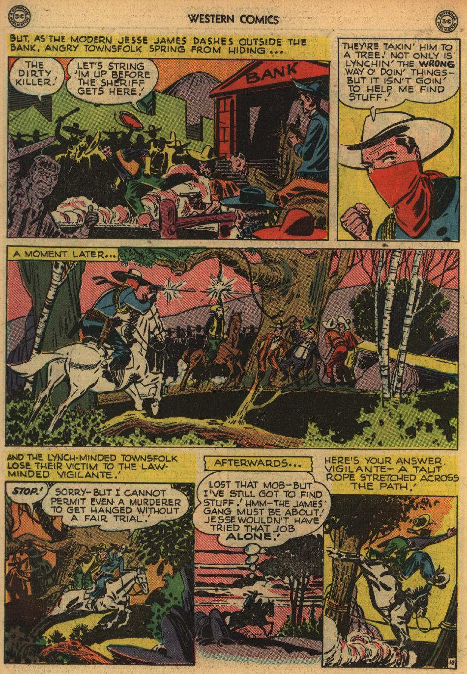 Western Comics issue 1 - Page 32