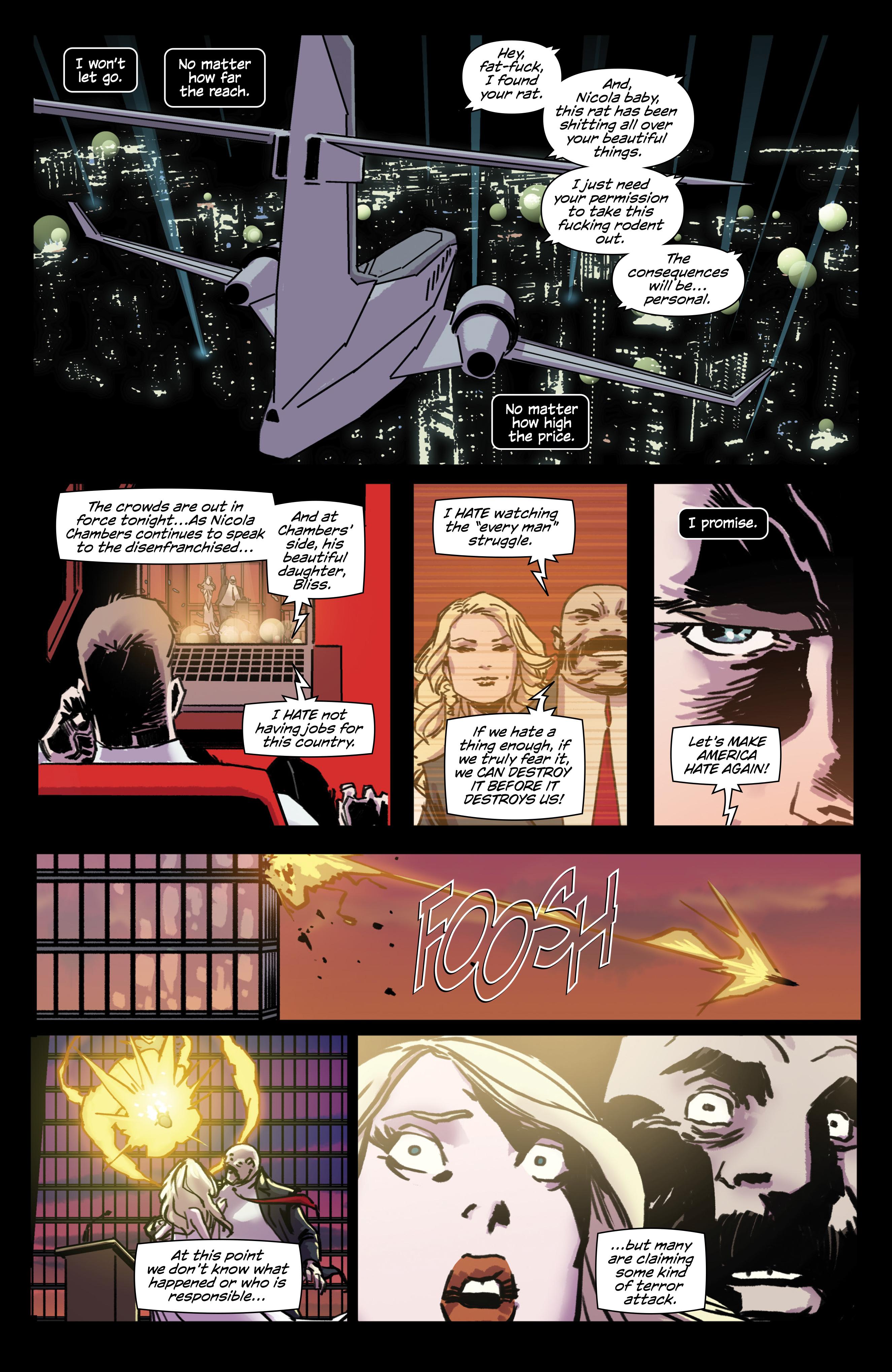 Read online Renato Jones, Season 2: Freelancer comic -  Issue #1 - 7
