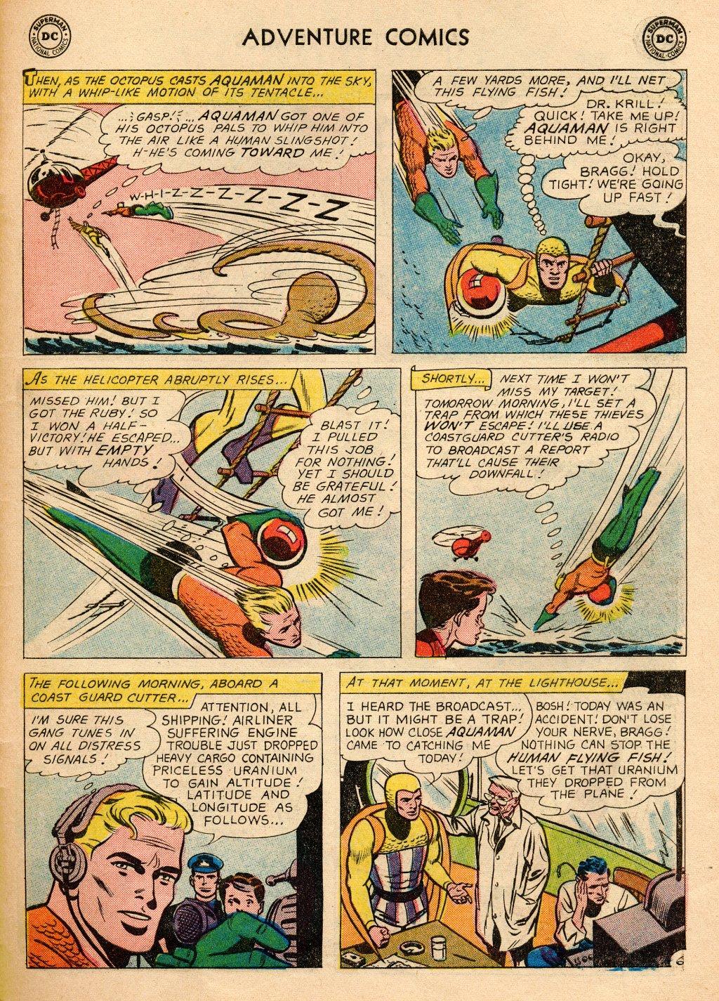 Read online Adventure Comics (1938) comic -  Issue #272 - 31