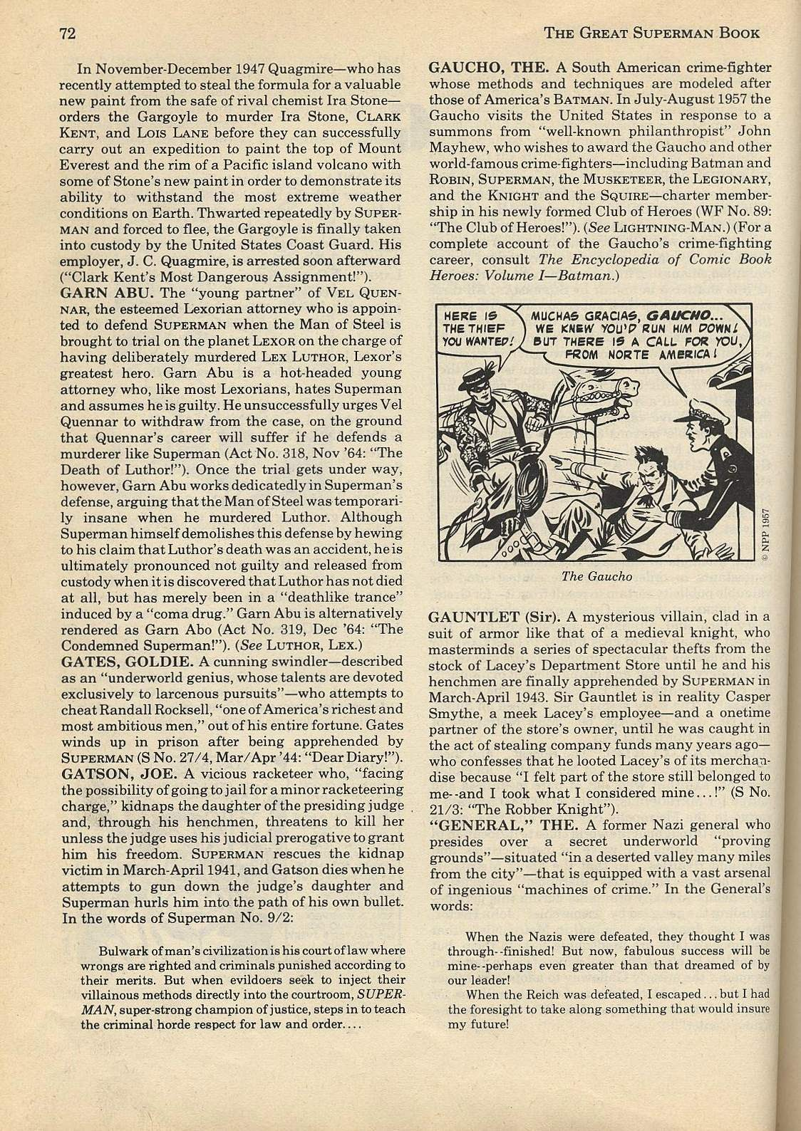 The Great Superman Book issue TPB (Part 1) - Page 90