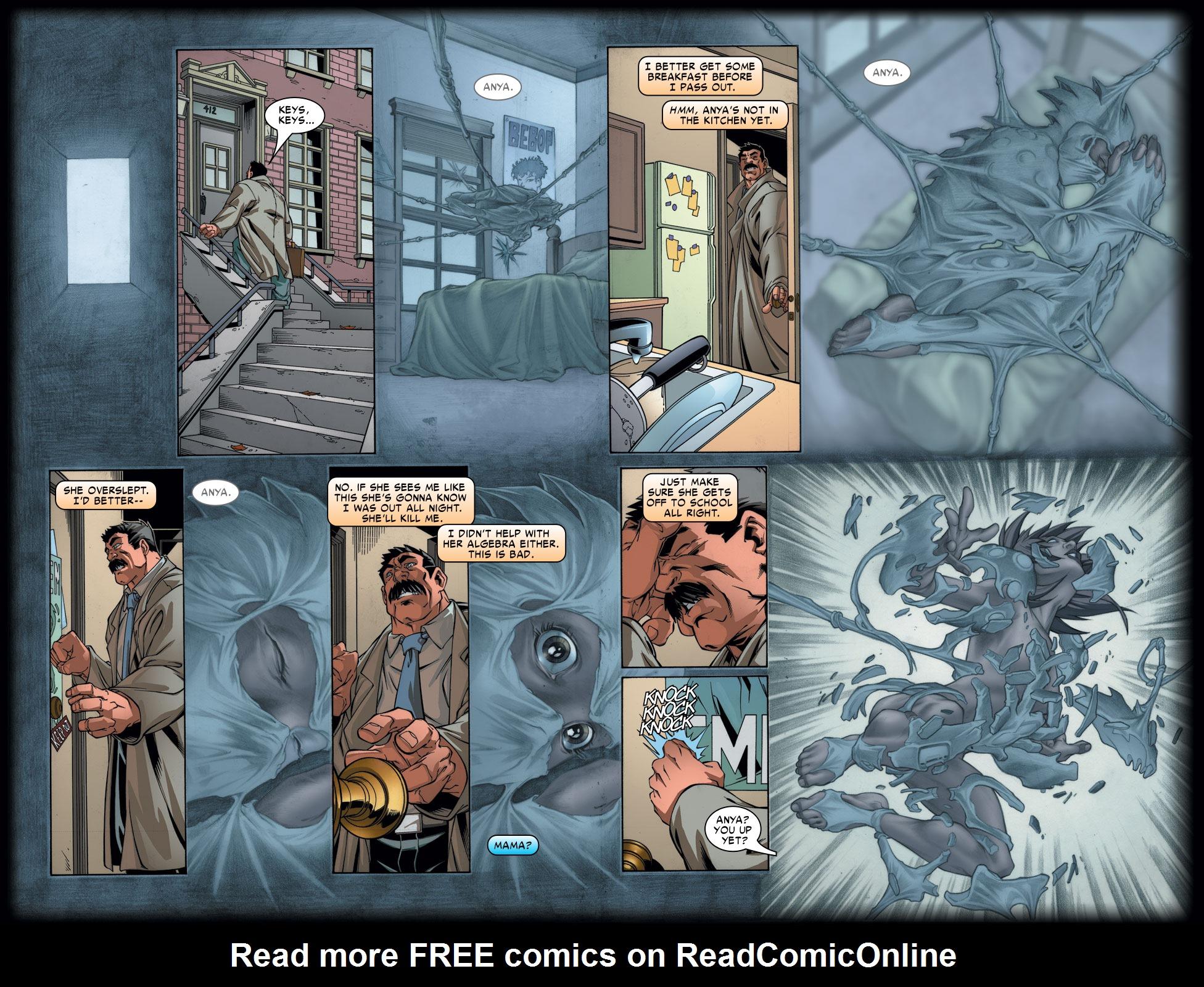 Read online Amazing Fantasy (2004) comic -  Issue #2 - 5