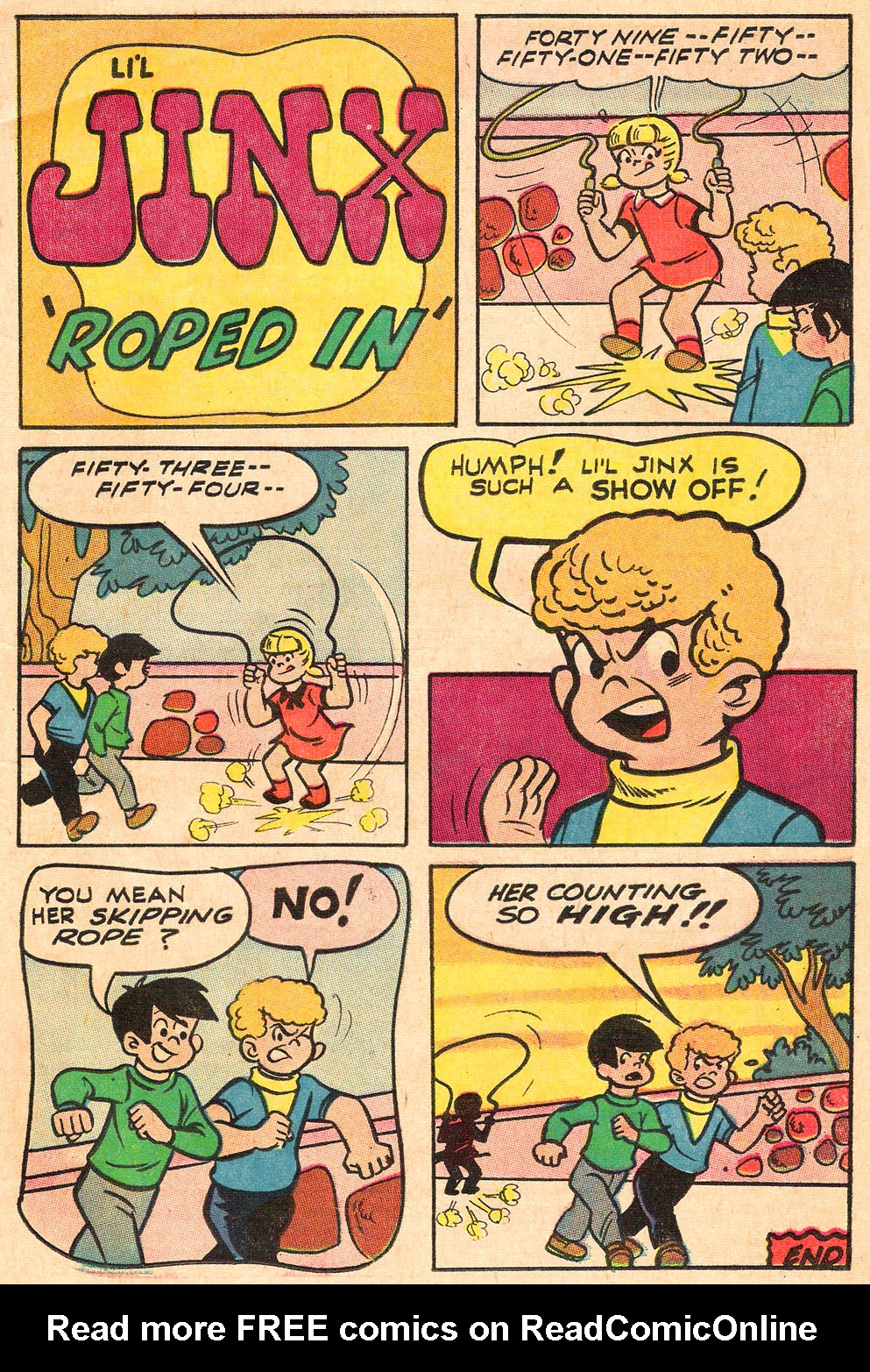 Read online Archie's Girls Betty and Veronica comic -  Issue #154 - 11